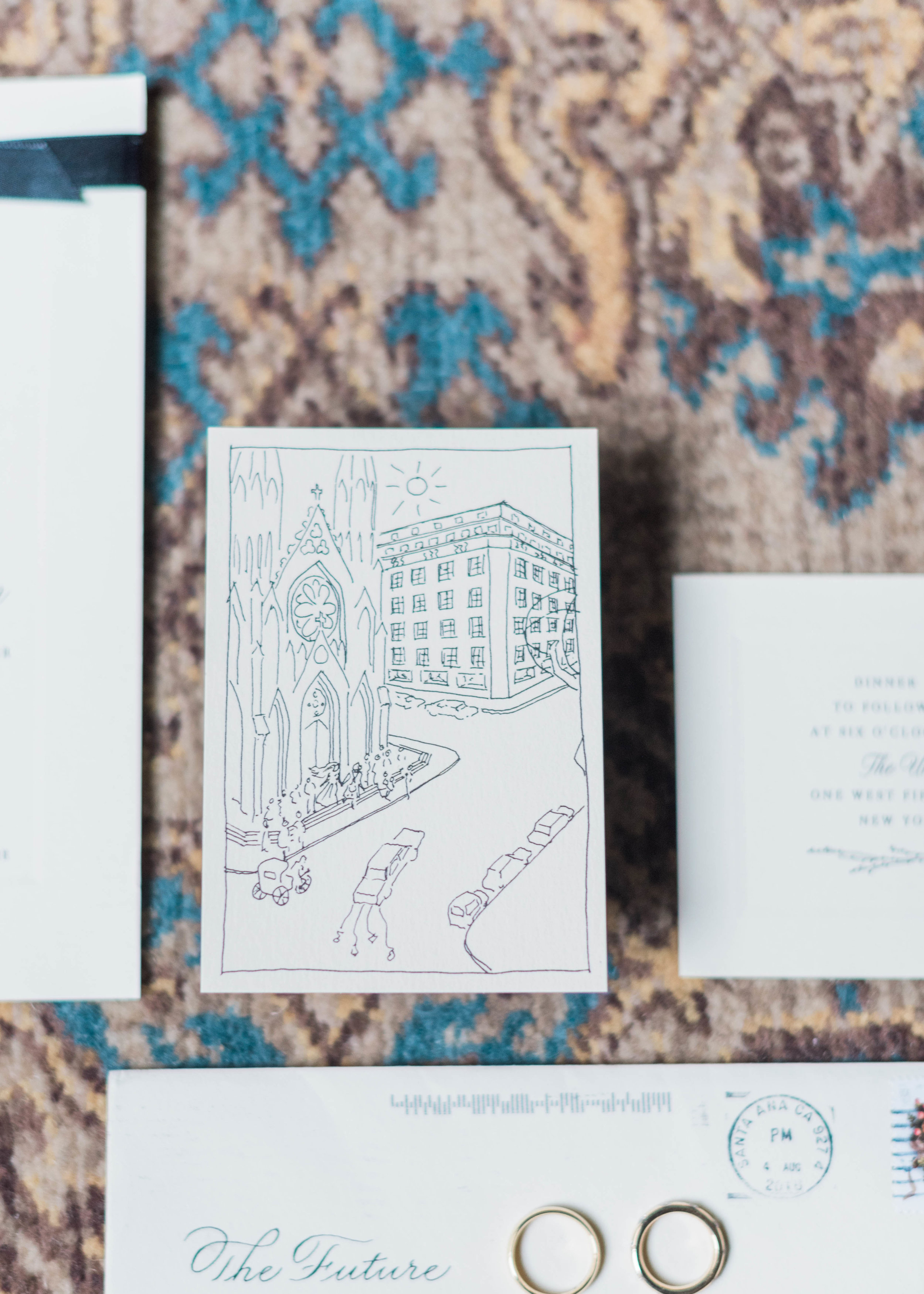 St. Patrick's Cathedral NYC Wedding