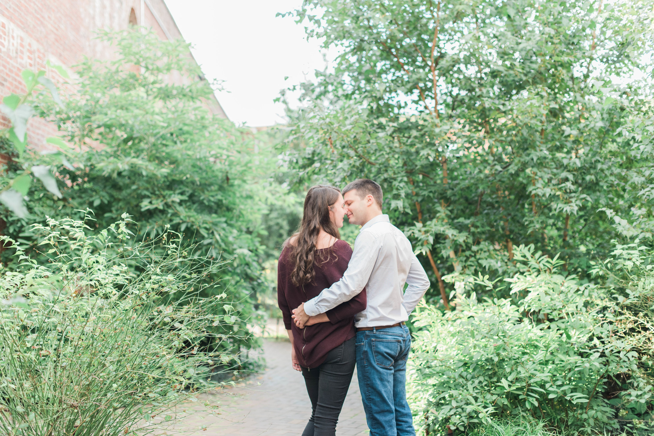 saratoga springs engagement photographer
