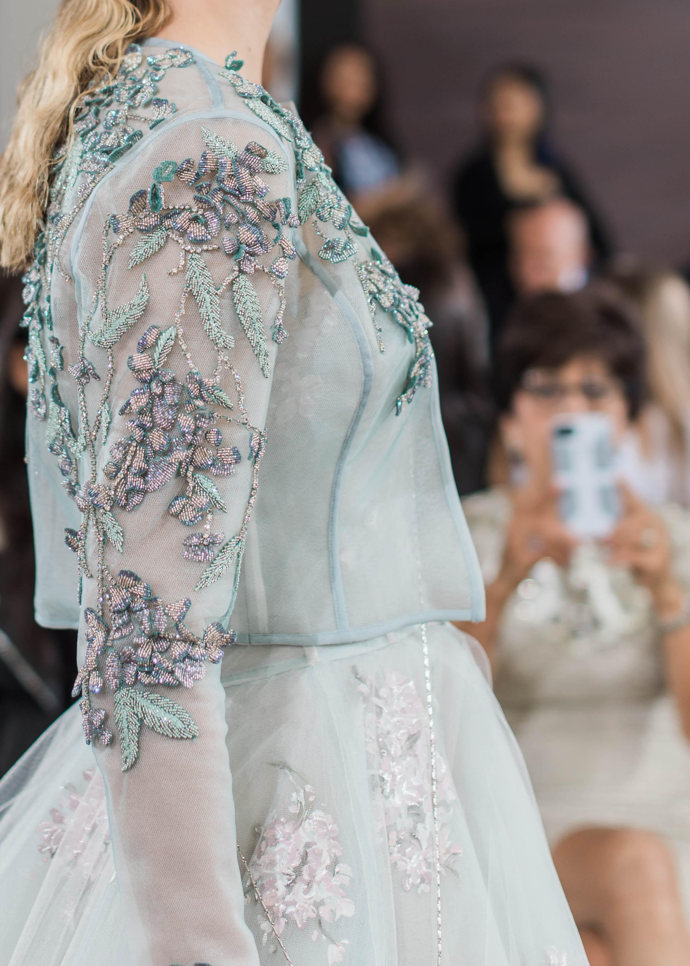 Ines Di Santo Fashion Week 2019