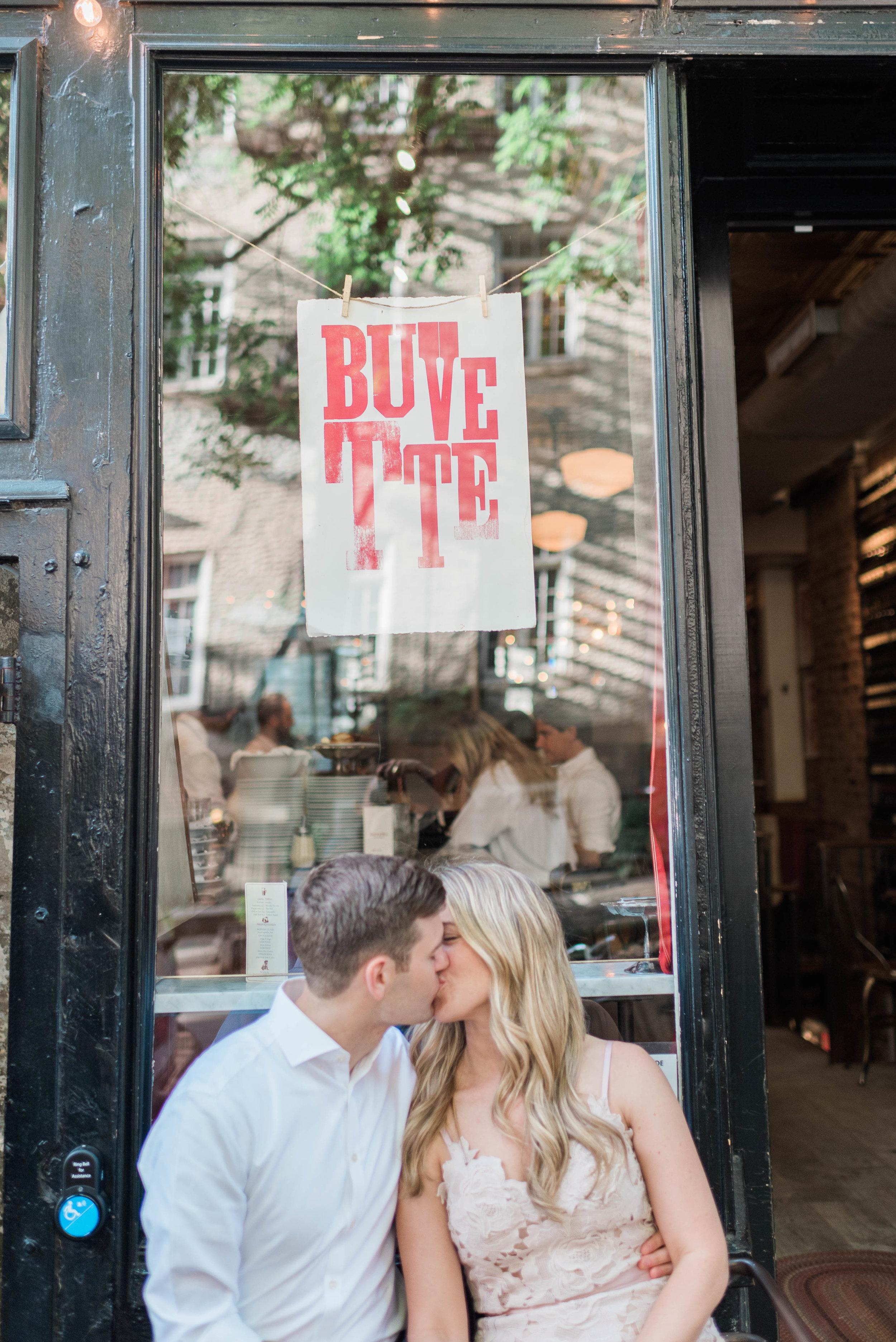 Buvette West Village engagement