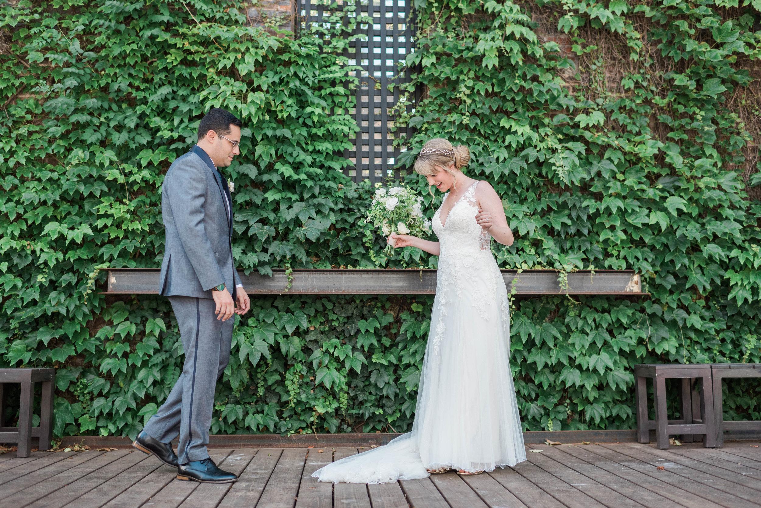 The Foundry NYC Wedding