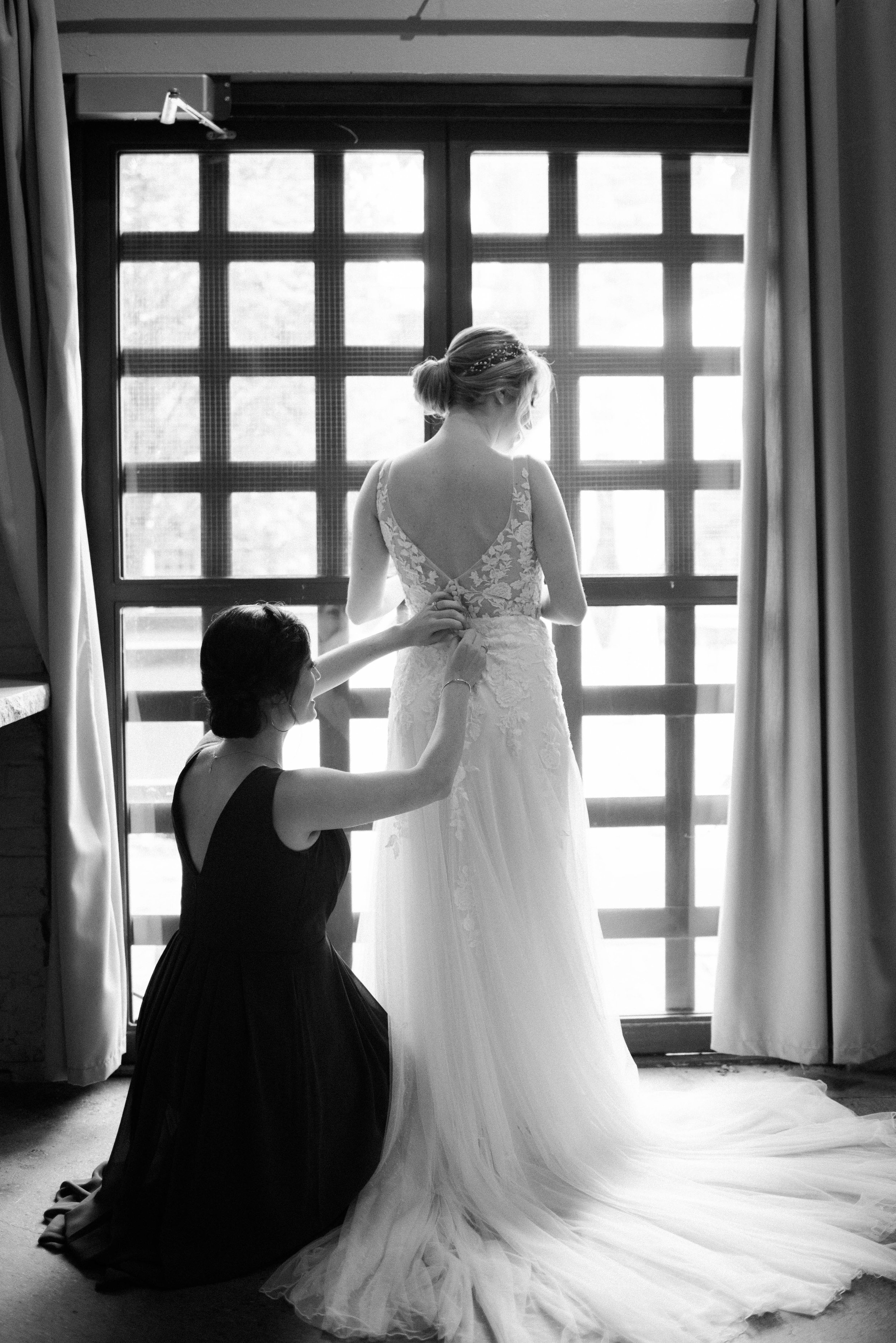 The Foundry LIC Wedding