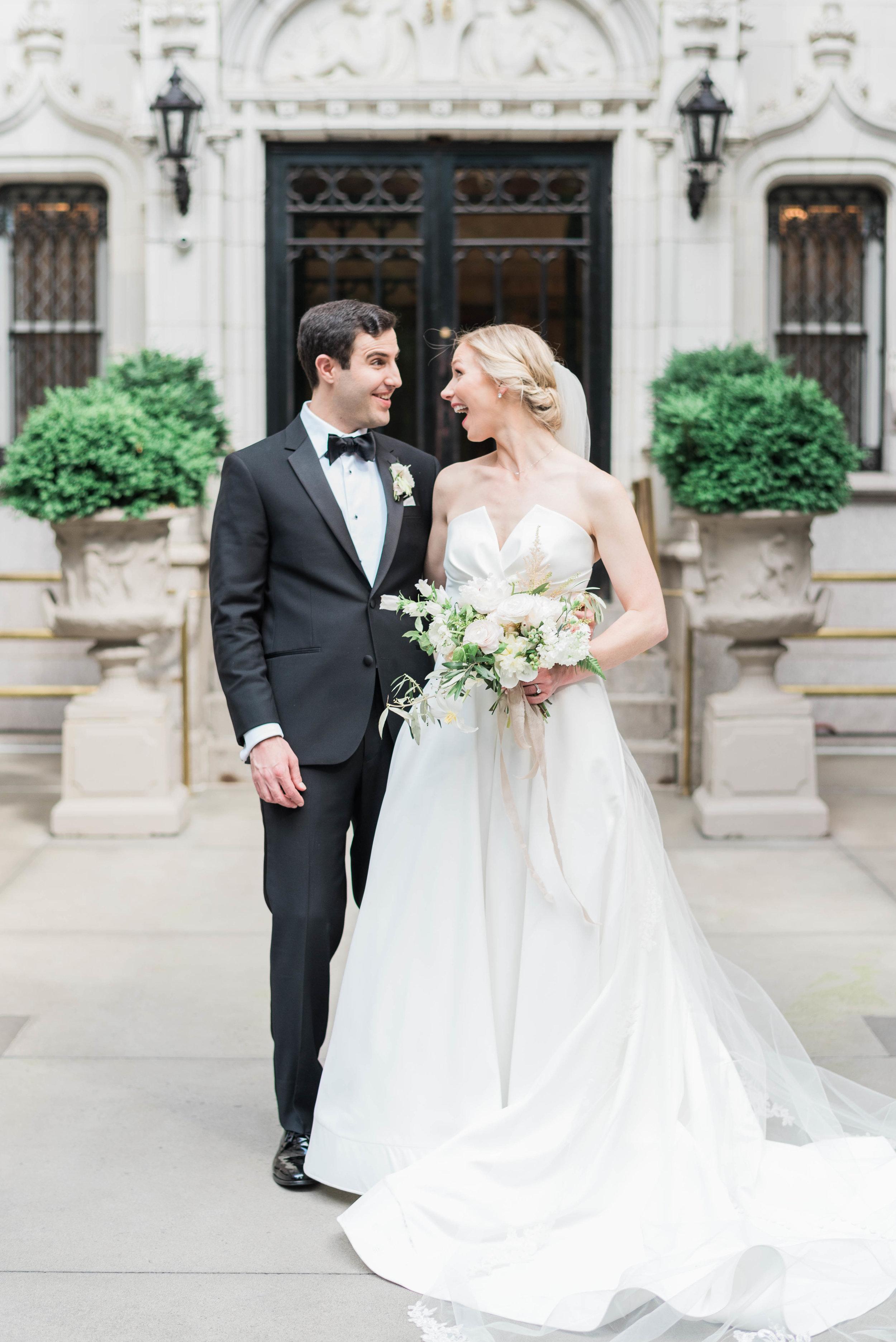 Gramercy Park Wedding