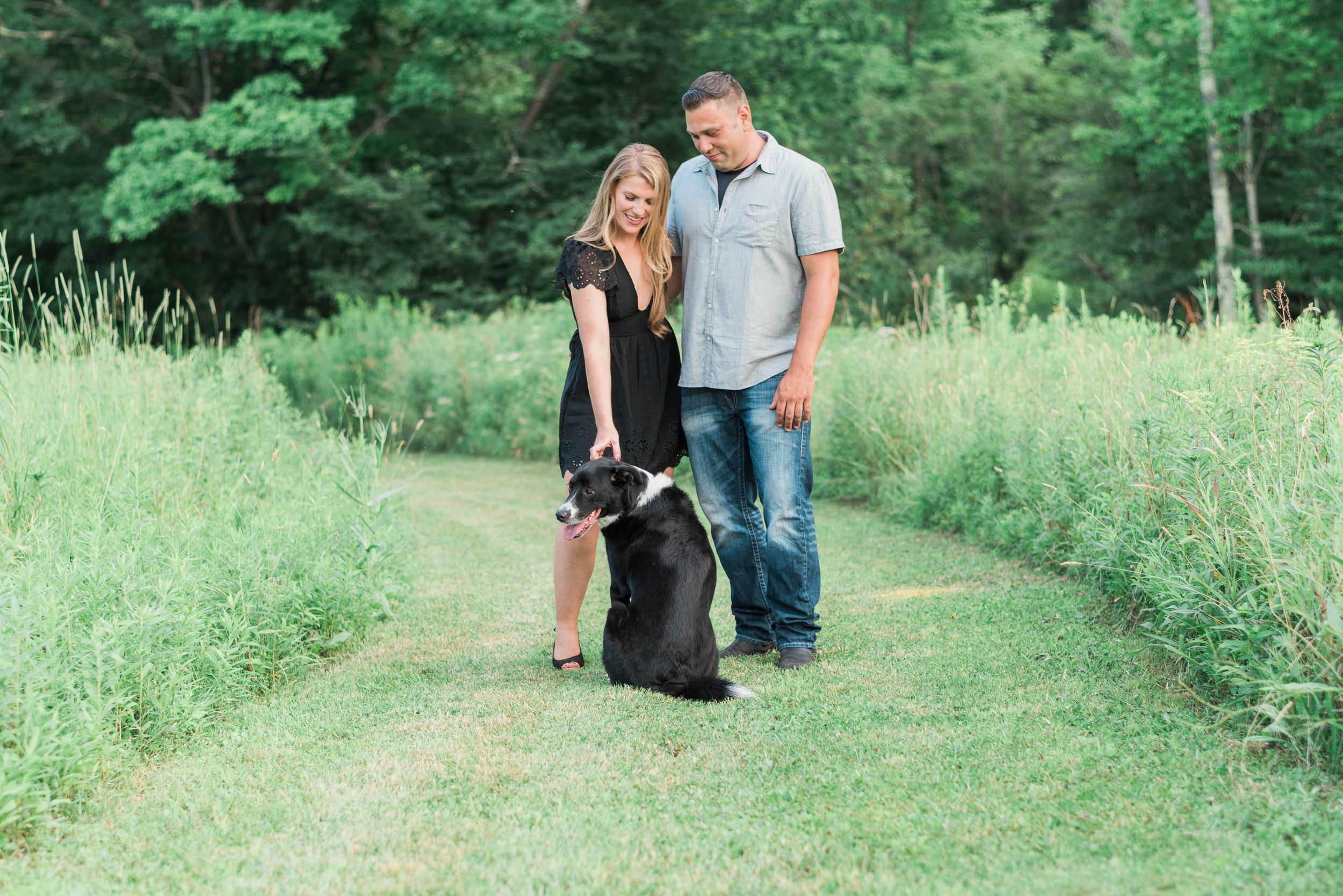 Husdson Valley engagement session