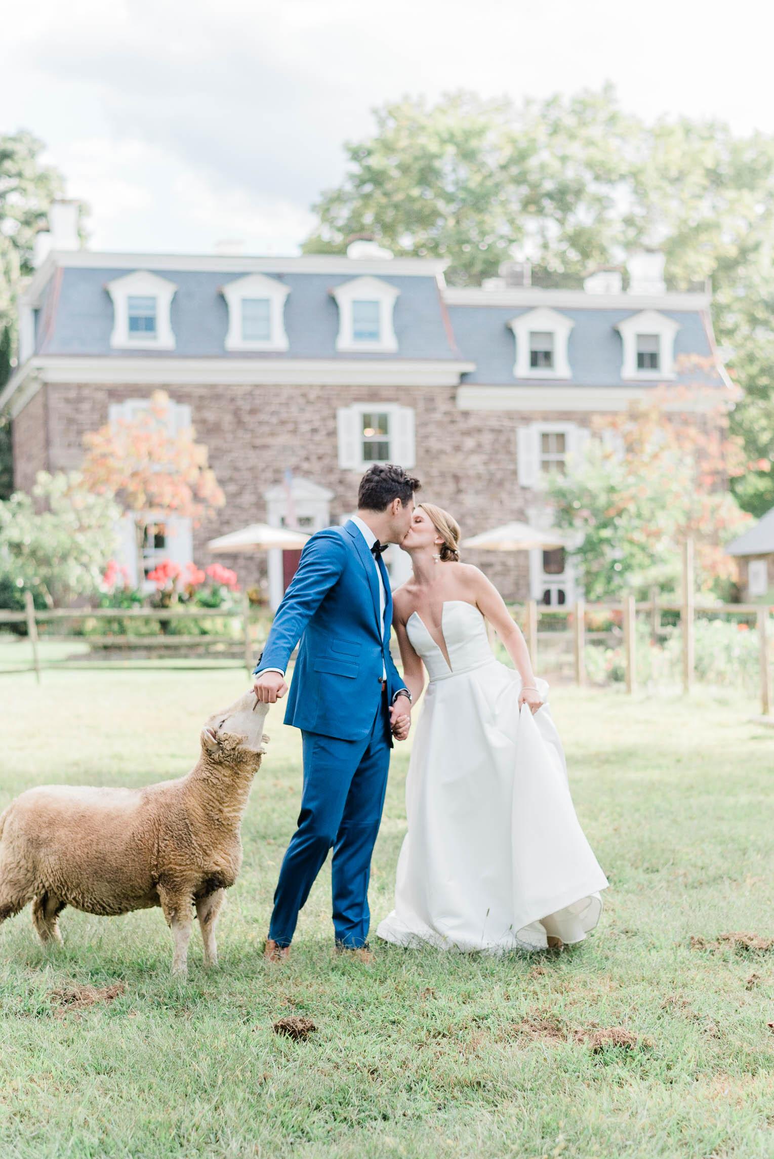 woolverton inn wedding