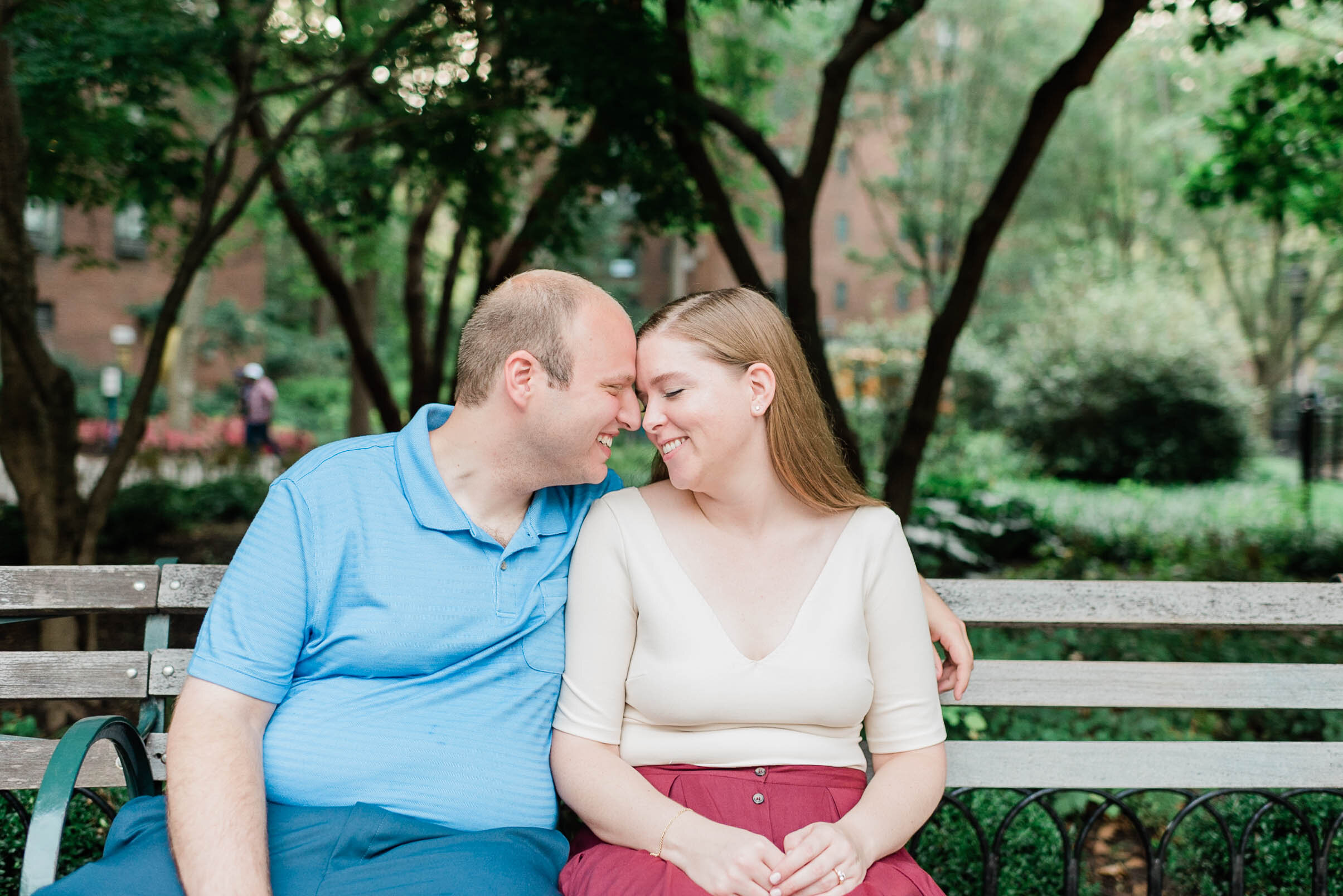 Stuytown Engagement Session