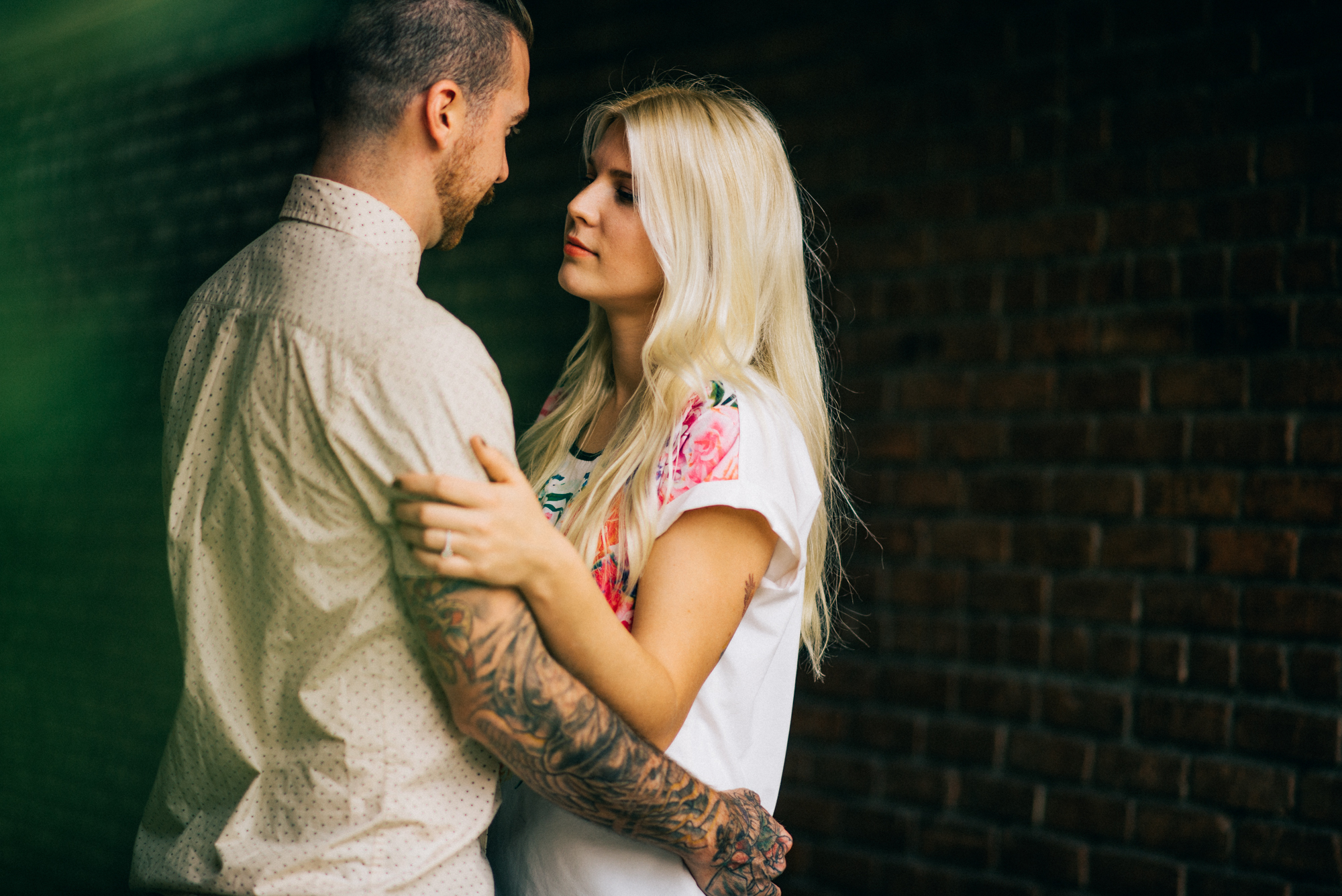 ©Isaiah & Taylor Photography - Destination Wedding Photographers - Downtown Forest Motorcycle Engagement -005.jpg
