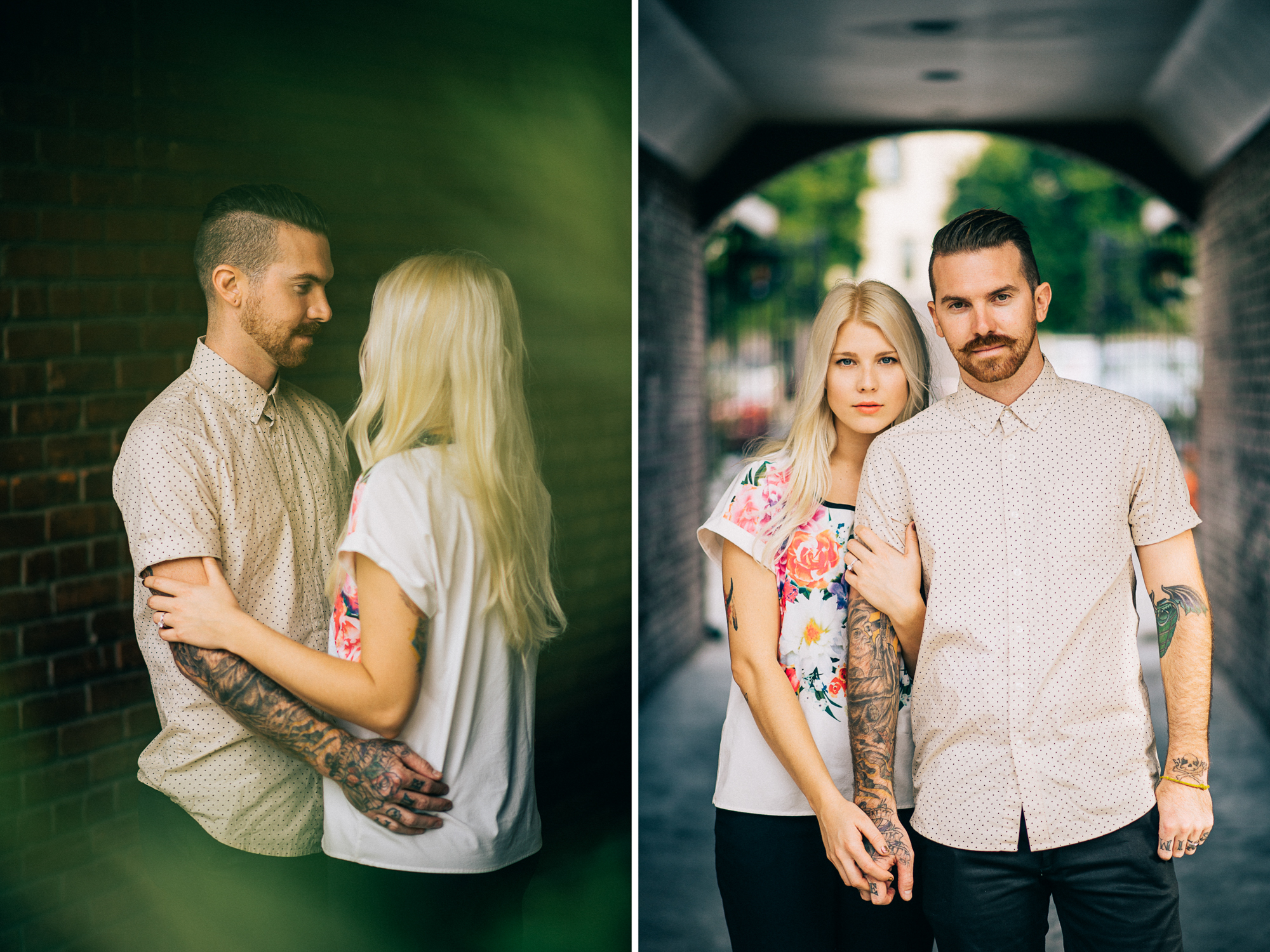 ©Isaiah & Taylor Photography - Destination Wedding Photographers - Downtown Forest Motorcycle Engagement -006.jpg