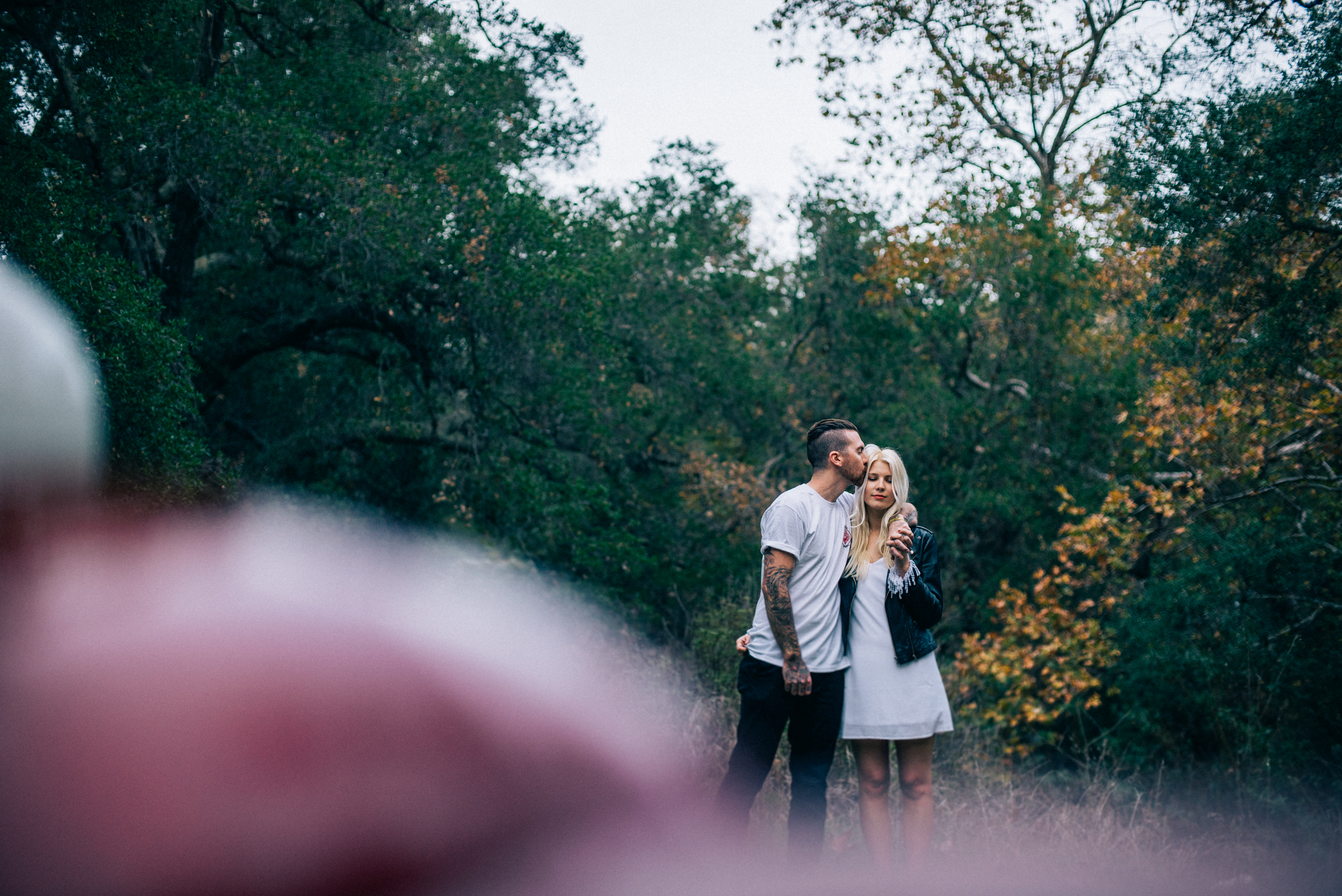 ©Isaiah & Taylor Photography - Destination Wedding Photographers - Downtown Forest Motorcycle Engagement -024.jpg