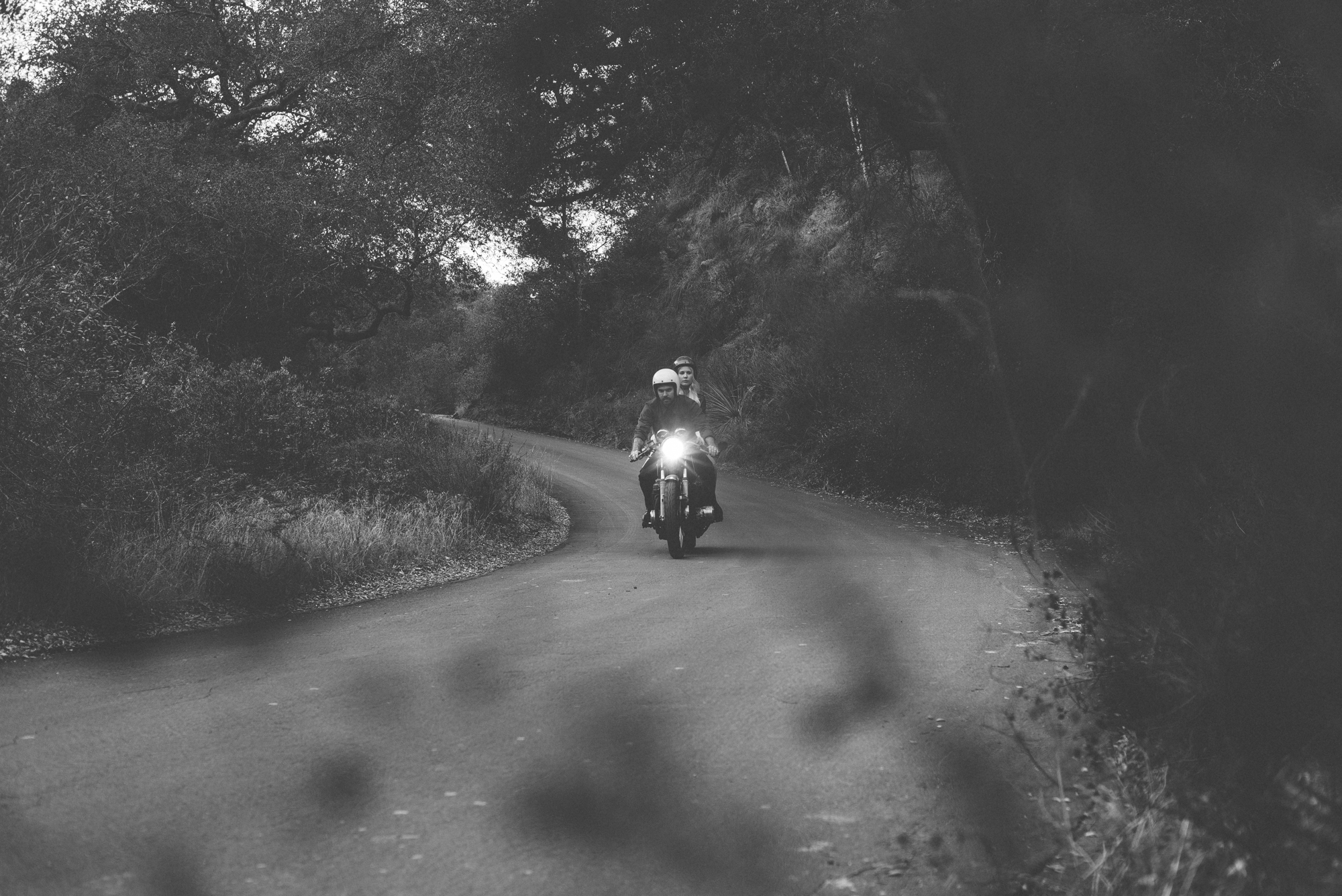 ©Isaiah & Taylor Photography - Destination Wedding Photographers - Downtown Forest Motorcycle Engagement -036.jpg
