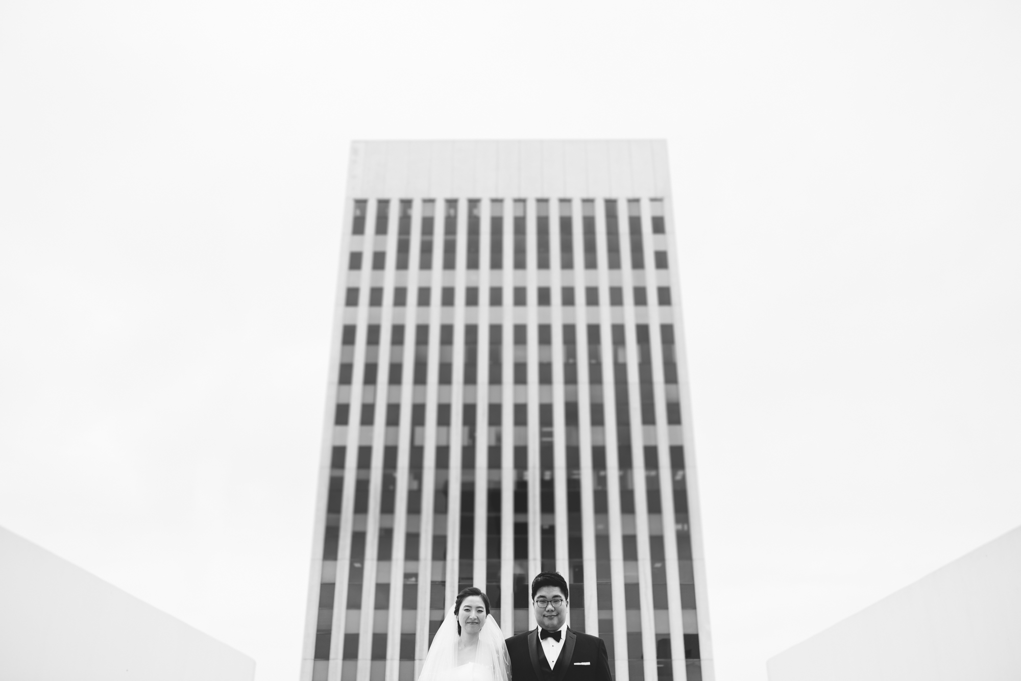 ©Isaiah & Taylor Photography - Destination Wedding Photographers - Downtown Los Angeles Parking Lot Rooftop Wedding-008.jpg