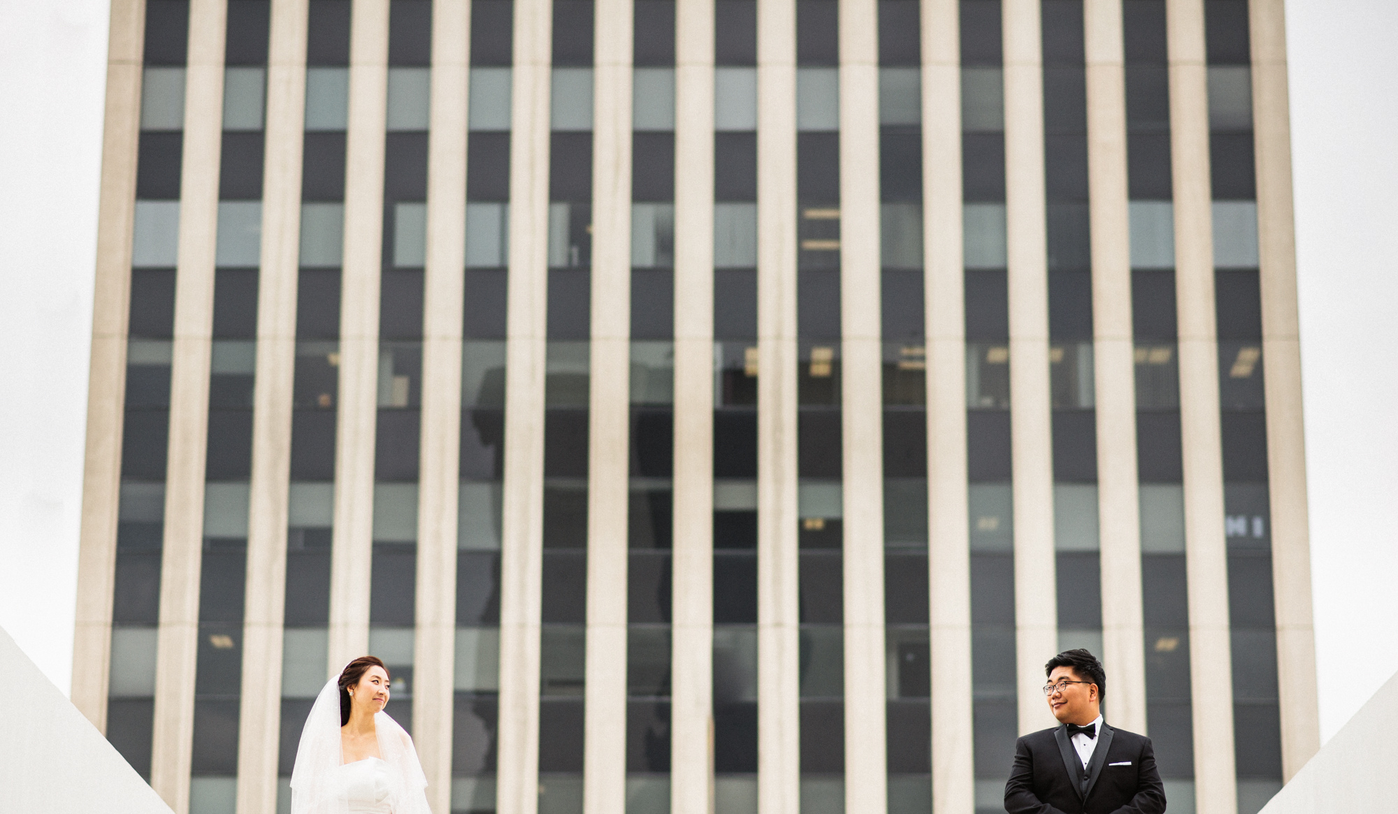©Isaiah & Taylor Photography - Destination Wedding Photographers - Downtown Los Angeles Parking Lot Rooftop Wedding-007.jpg