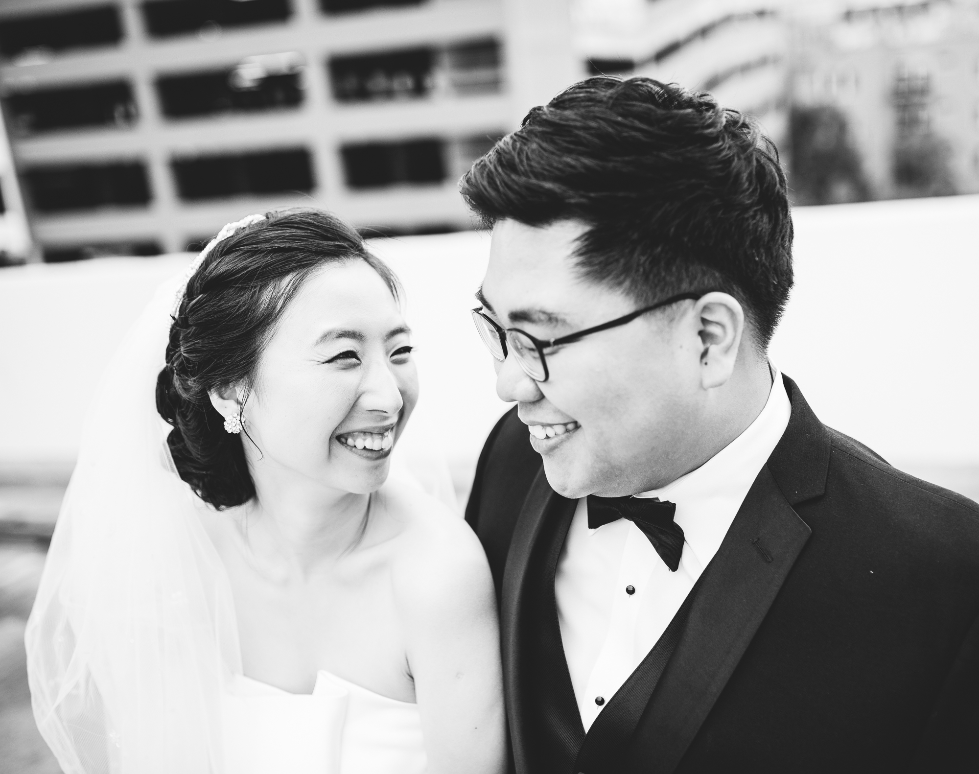 ©Isaiah & Taylor Photography - Destination Wedding Photographers - Downtown Los Angeles Parking Lot Rooftop Wedding-016.jpg