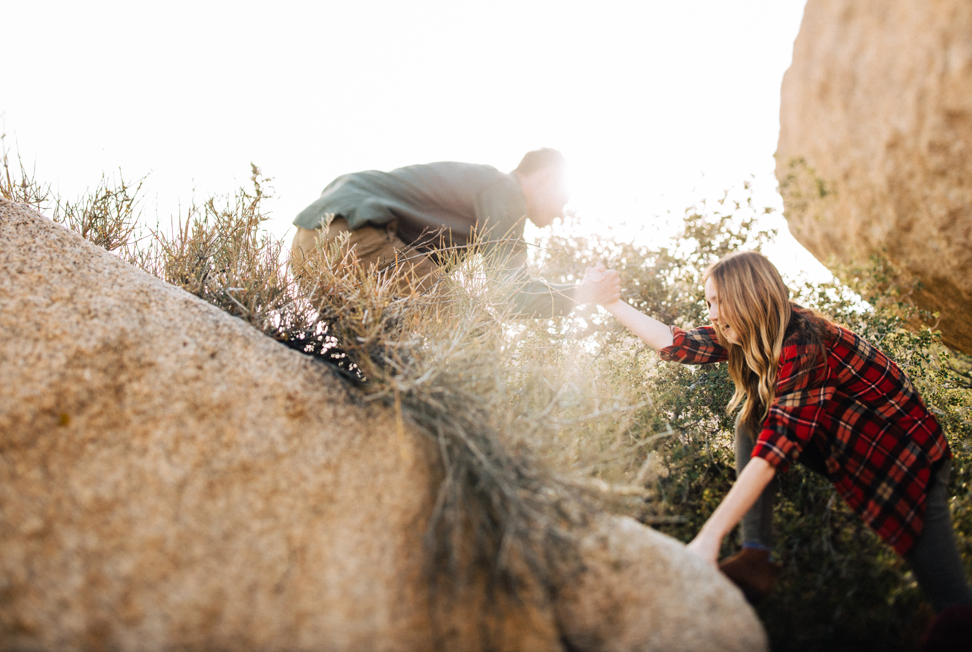 ©Isaiah & Taylor Photography - Destination Wedding Photographers - Joshua Tree, California Adventure Engagement-022.jpg