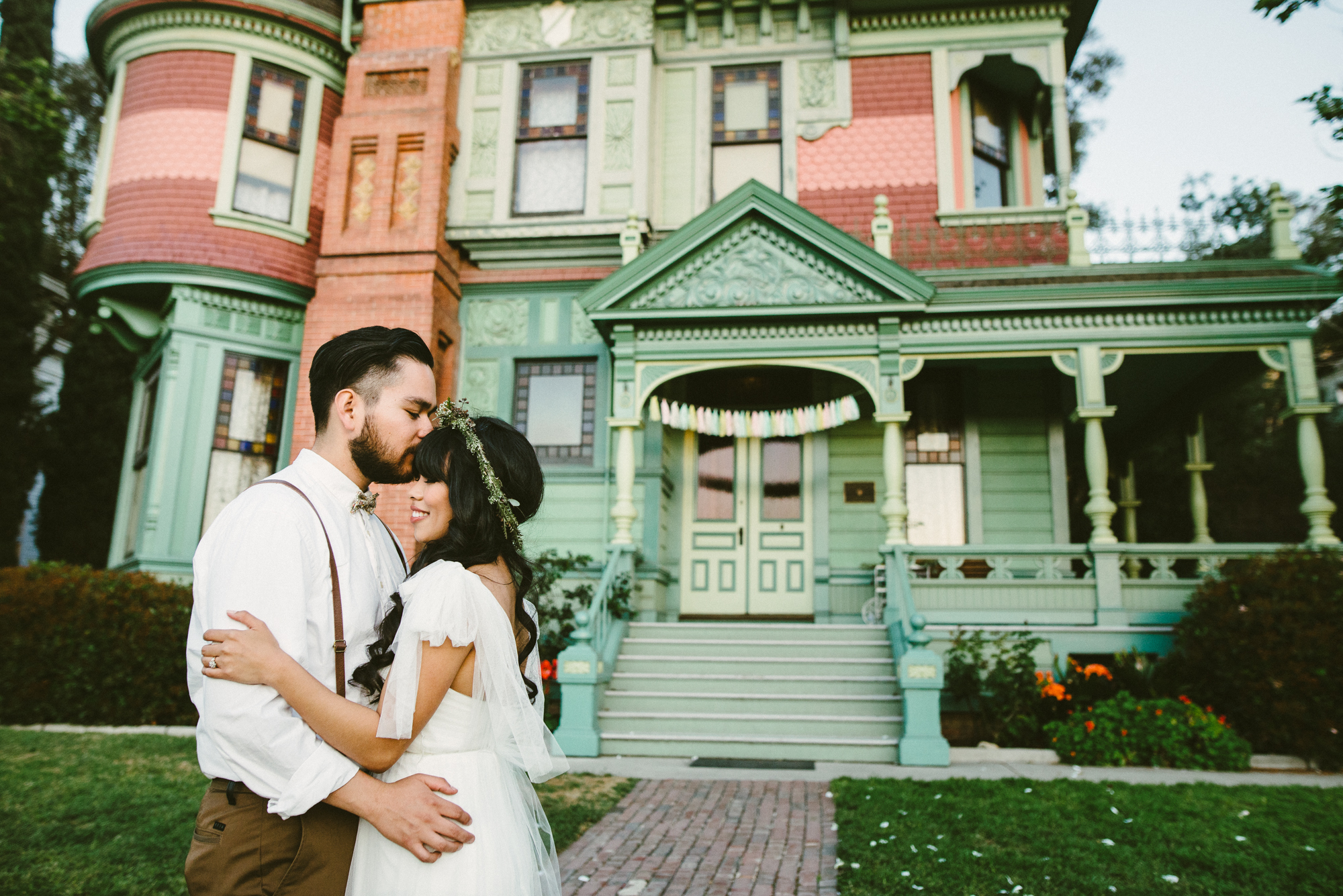 Isaiah & Taylor Photography - Los Angeles - Destination Wedding Photographers - Heritage Square Museum -74.jpg