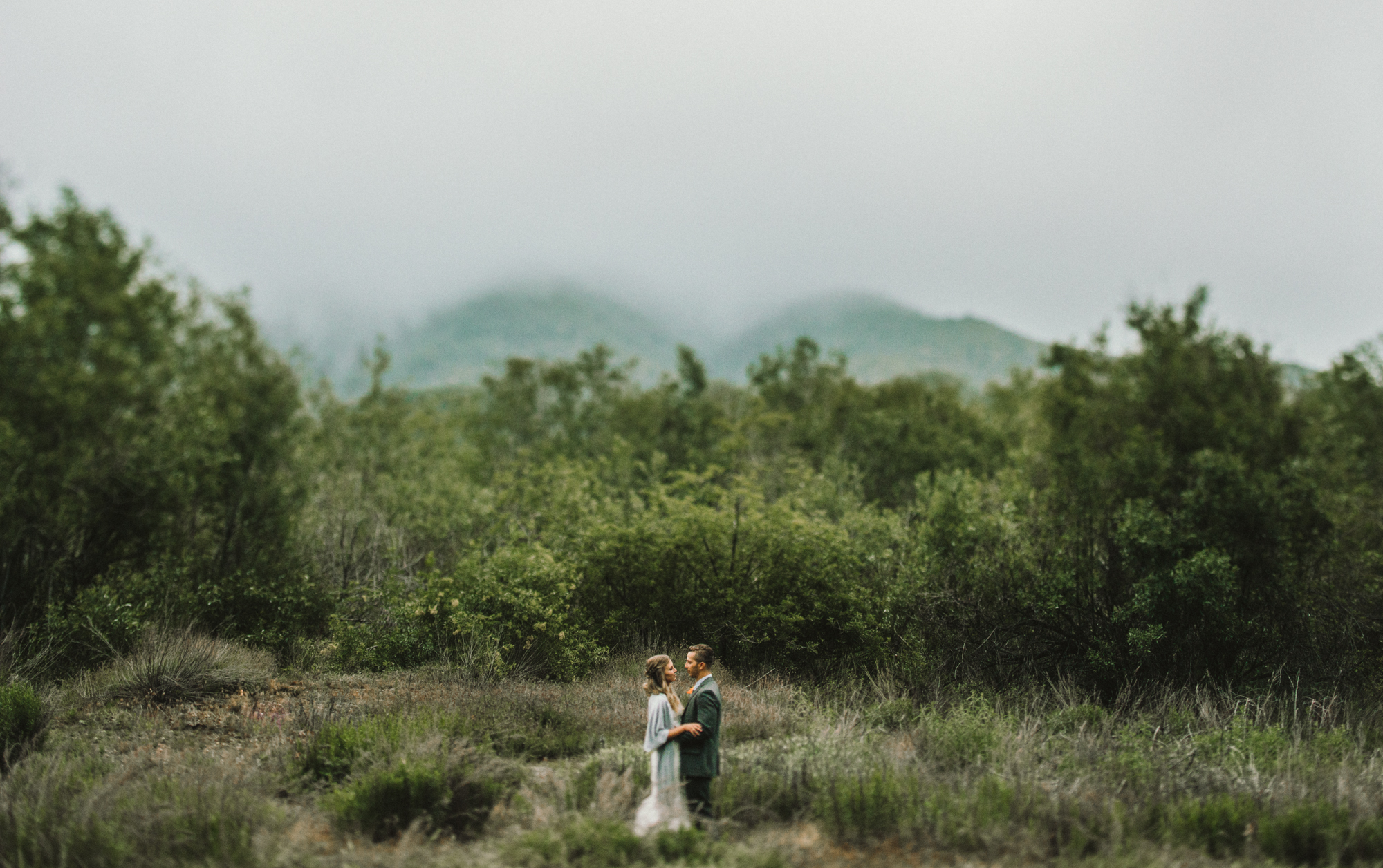 Isaiah & Taylor Photography - Los Angeles - Destination Wedding Photographers - Oak Glen Wilshire Ranch Foggy Forest Wedding-67.jpg