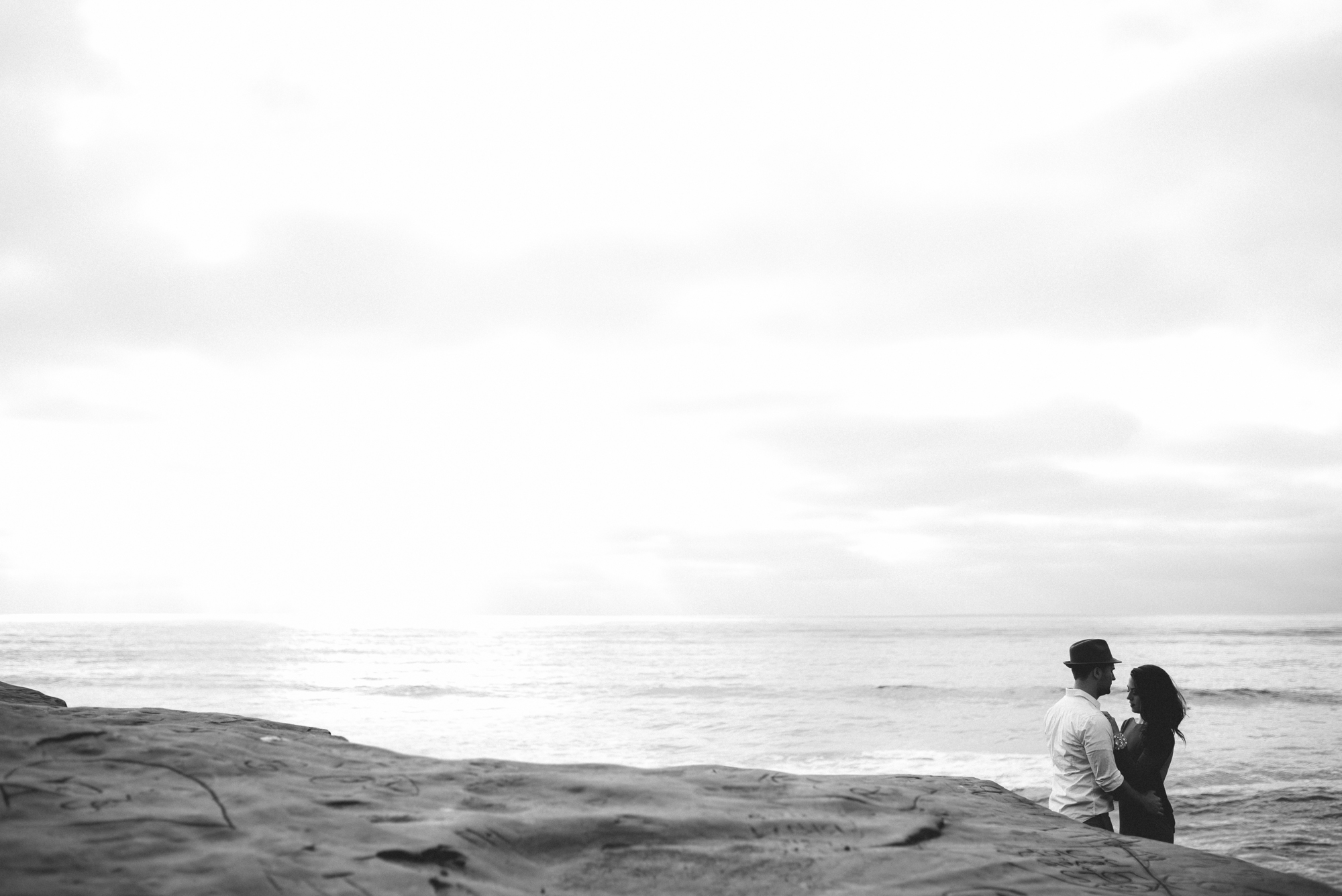 Isaiah & Taylor Photography - Los Angeles - Destination Wedding Photographers - San Diego Sunset Cliffs Beach Adventure Engagement-8.jpg