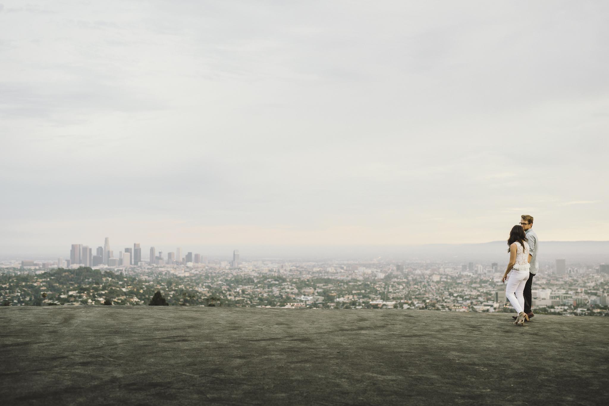 Isaiah & Taylor Photography - Los Angeles Landscape Sunset Engagement-19.jpg
