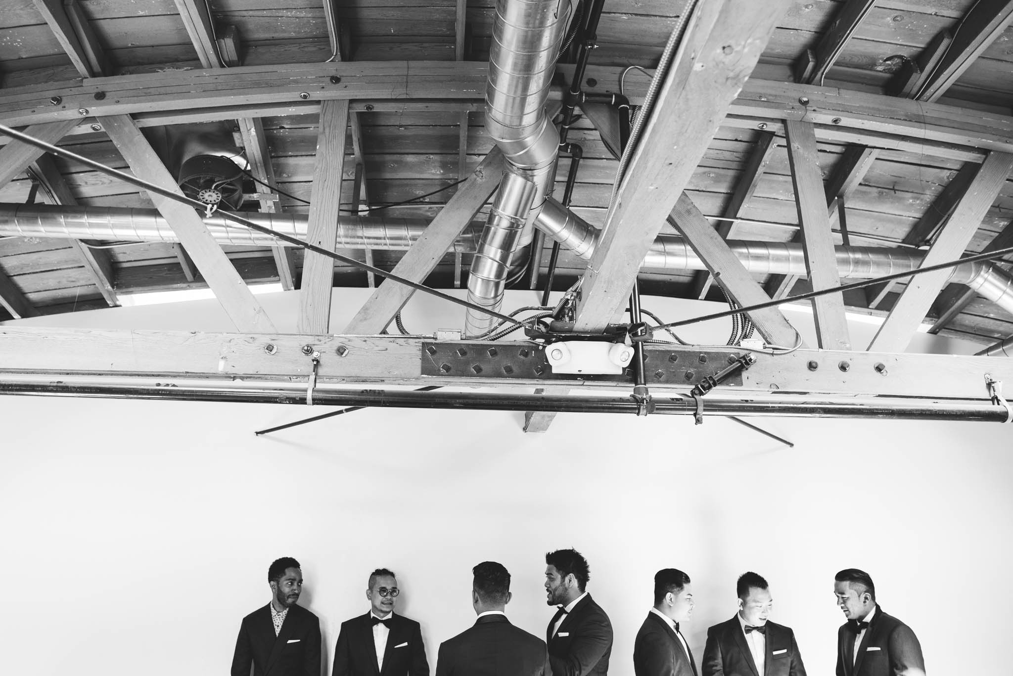 ©Isaiah & Taylor Photography - Los Angeles Wedding Photographer - Lot 613 Warehouse Space-10.jpg