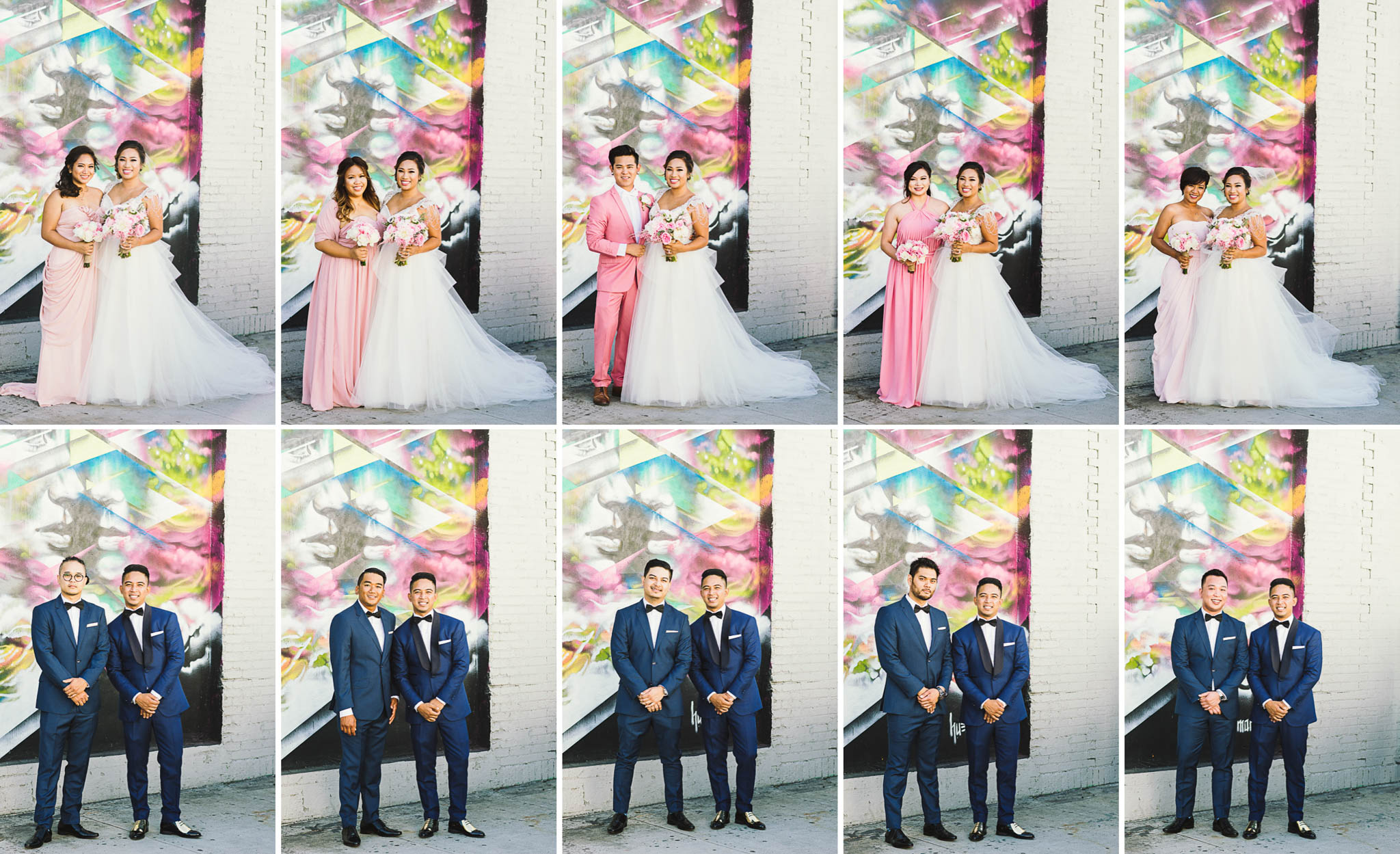 ©Isaiah & Taylor Photography - Los Angeles Wedding Photographer - Lot 613 Warehouse Space-18.jpg