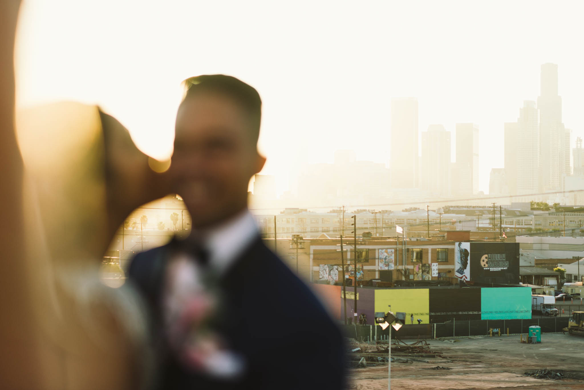 ©Isaiah & Taylor Photography - Los Angeles Wedding Photographer - Lot 613 Warehouse Space-61.jpg