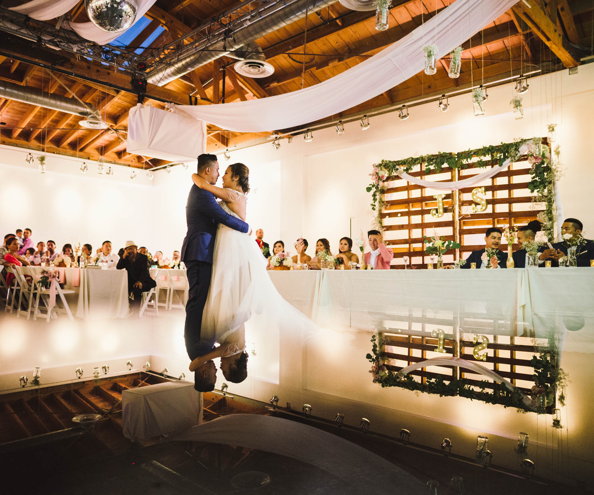 ©Isaiah & Taylor Photography - Los Angeles Wedding Photographer - Lot 613 Warehouse Space-71.jpg