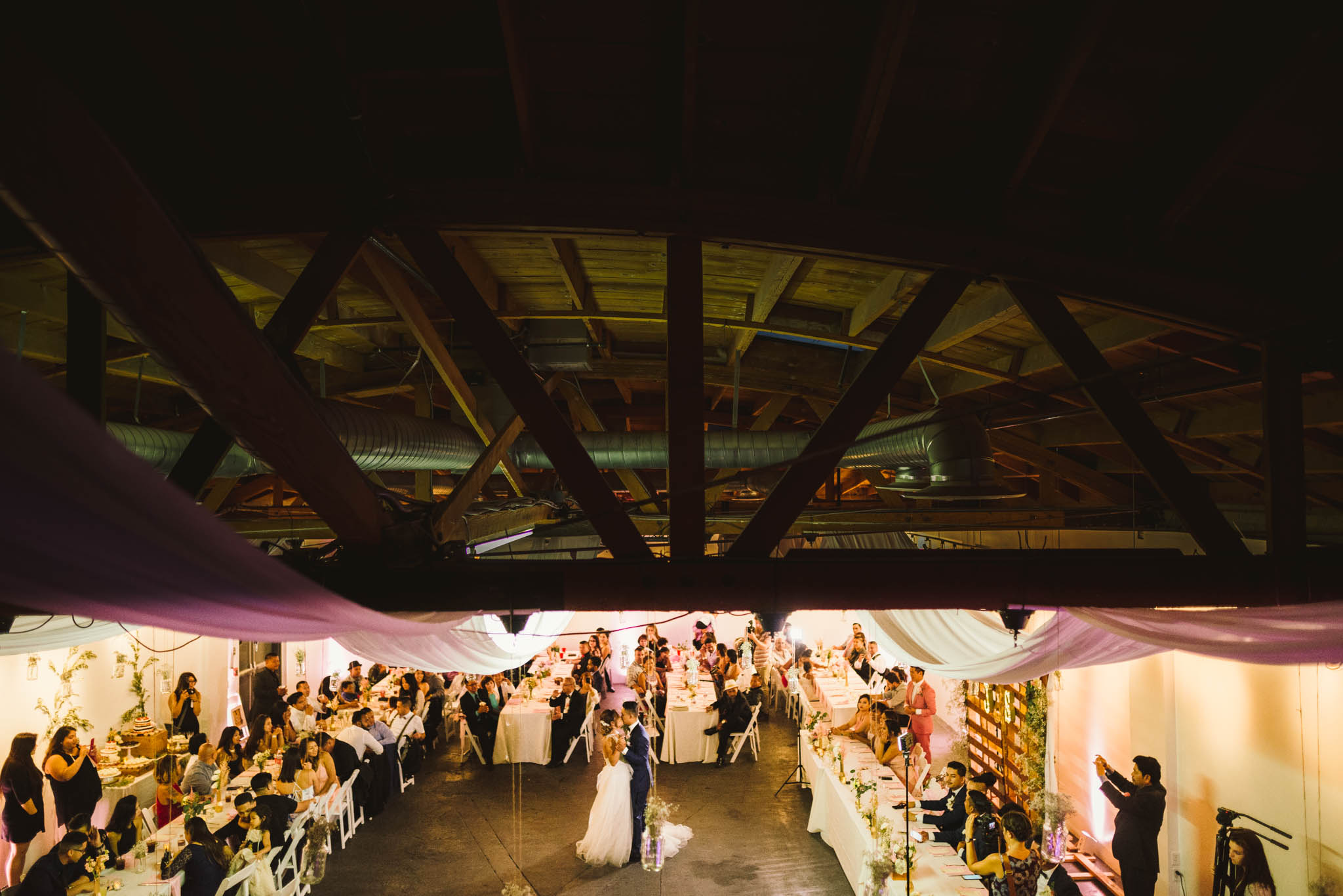 ©Isaiah & Taylor Photography - Los Angeles Wedding Photographer - Lot 613 Warehouse Space-73.jpg