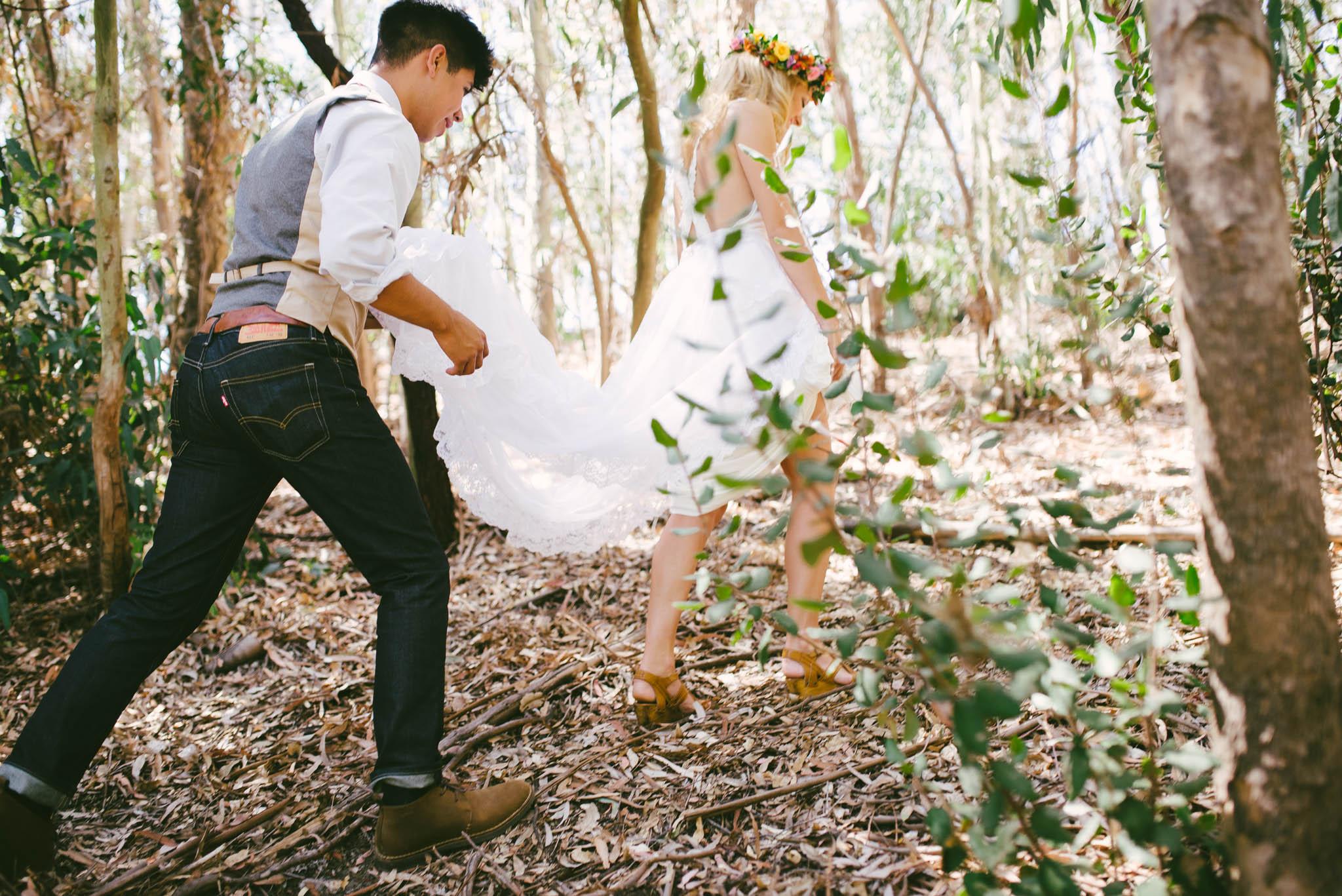 ©Isaiah & Taylor Photography - Los Angeles Wedding Photographer - Mexican Bohemian Wedding, Laguna Niguel Regional Park, Orange County-16.jpg