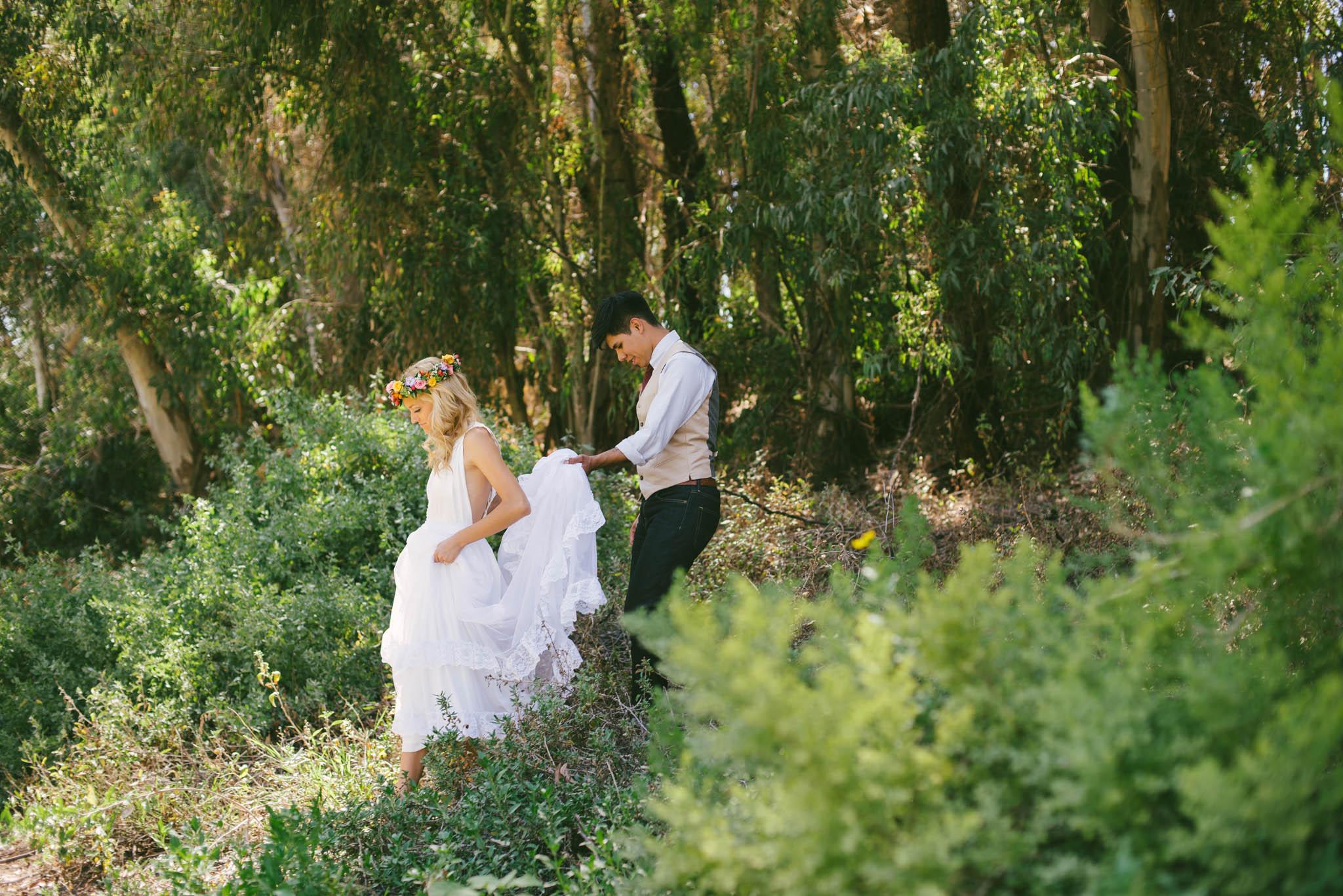 ©Isaiah & Taylor Photography - Los Angeles Wedding Photographer - Mexican Bohemian Wedding, Laguna Niguel Regional Park, Orange County-22.jpg