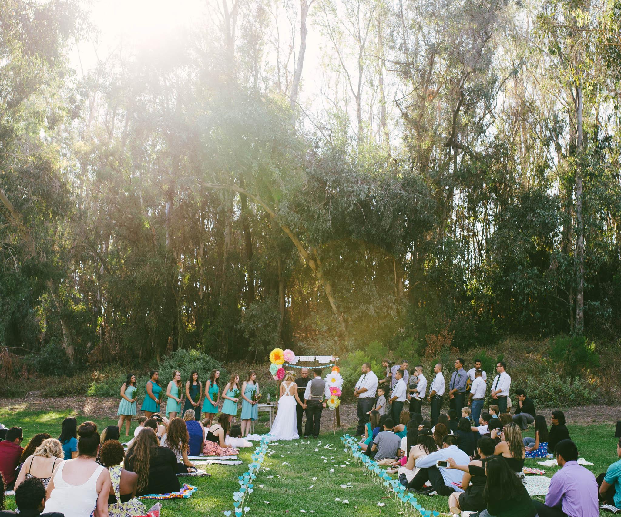 ©Isaiah & Taylor Photography - Los Angeles Wedding Photographer - Mexican Bohemian Wedding, Laguna Niguel Regional Park, Orange County-32.jpg