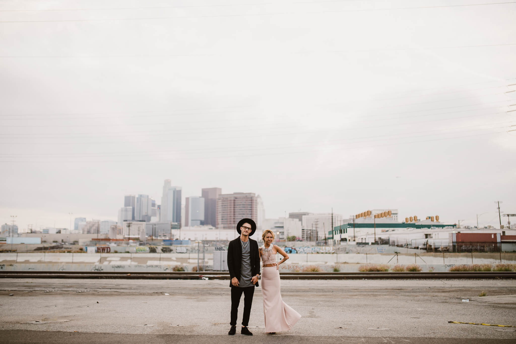 ©Isaiah-&-Taylor-Photography---Downtown-Los-Angeles-Skyline-Engagement-023.jpg