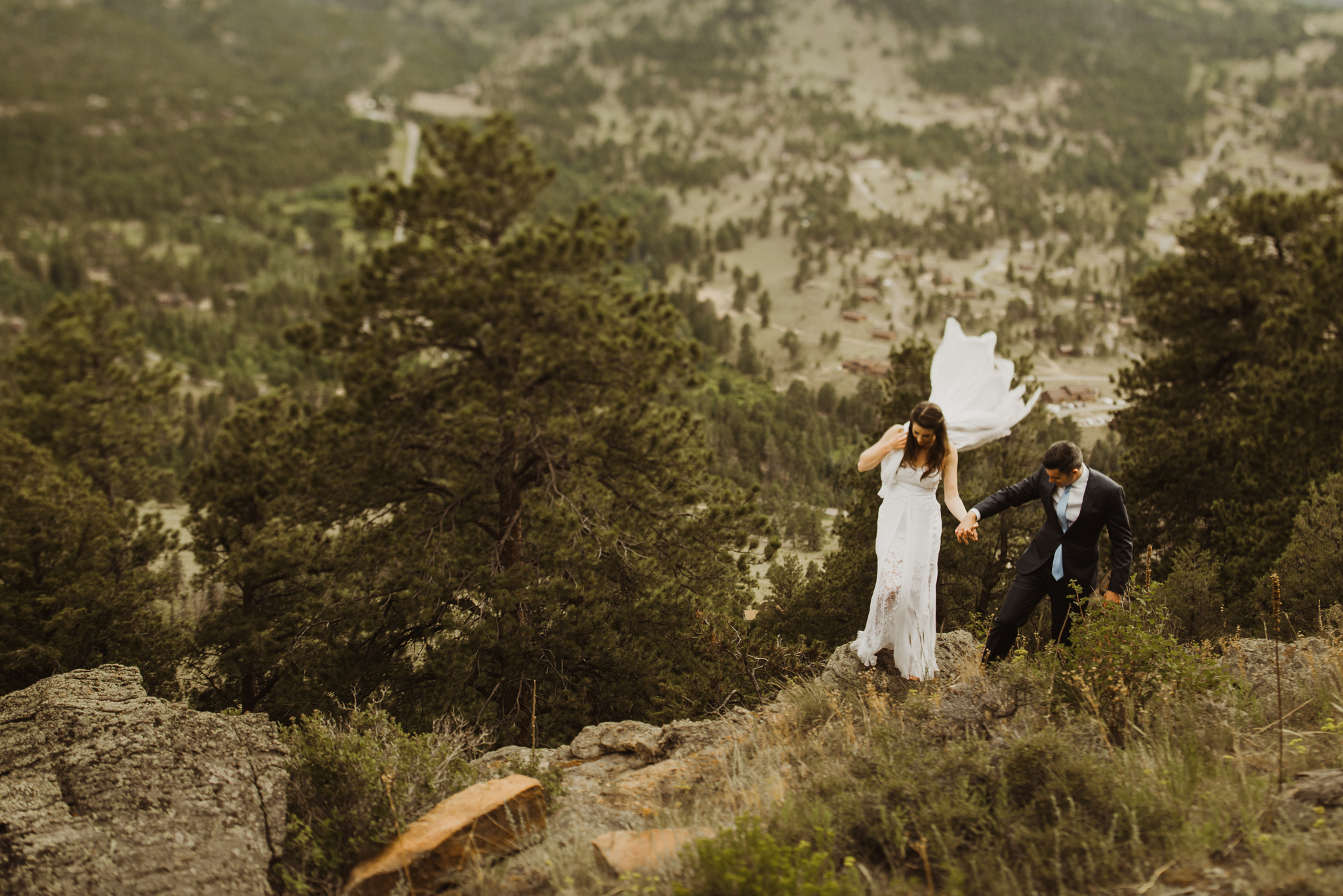 ©Isaiah + Taylor Photography - Estes National Park Adventure Elopement, Colorado Rockies-108.jpg