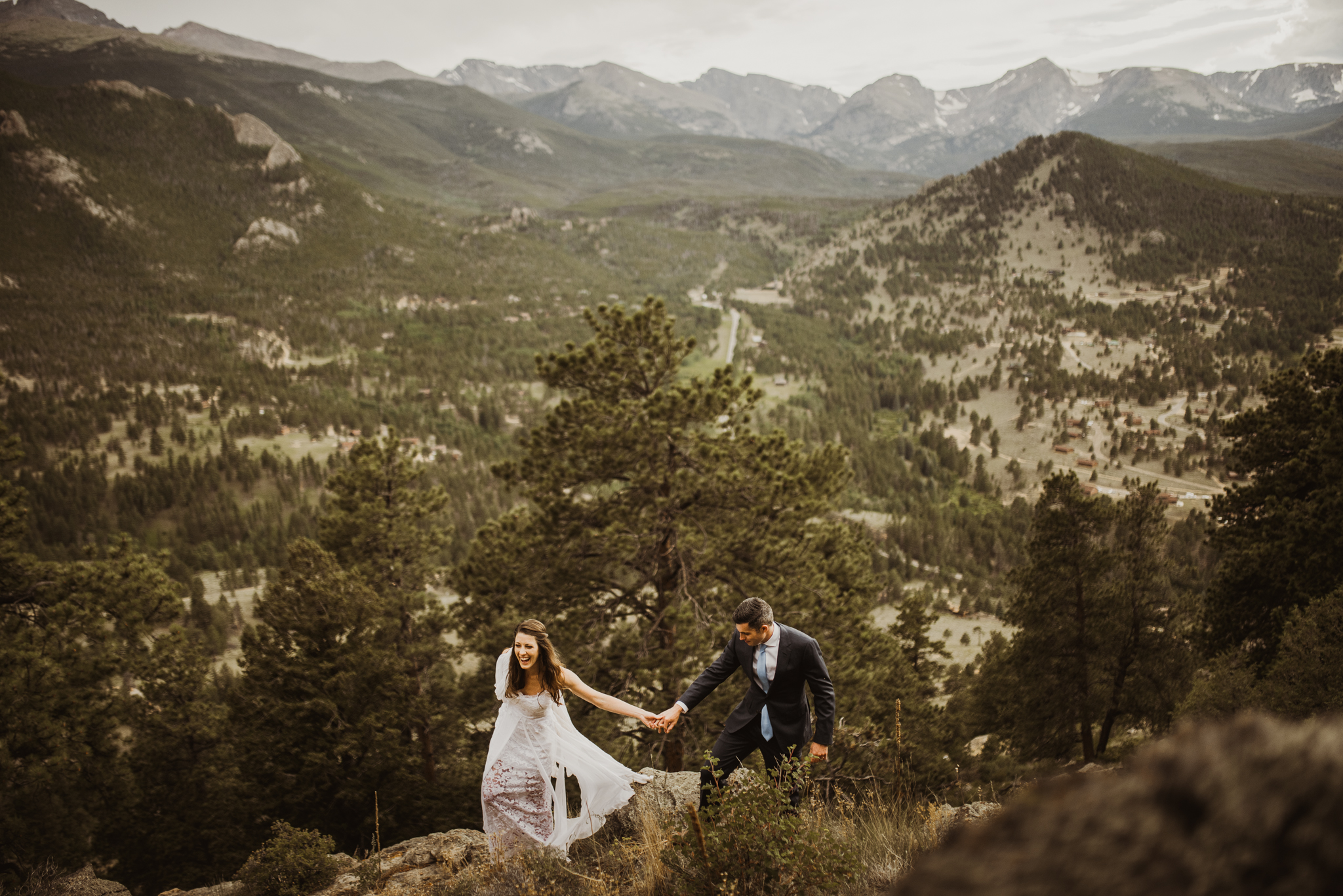 ©Isaiah + Taylor Photography - Estes National Park Adventure Elopement, Colorado Rockies-109.jpg