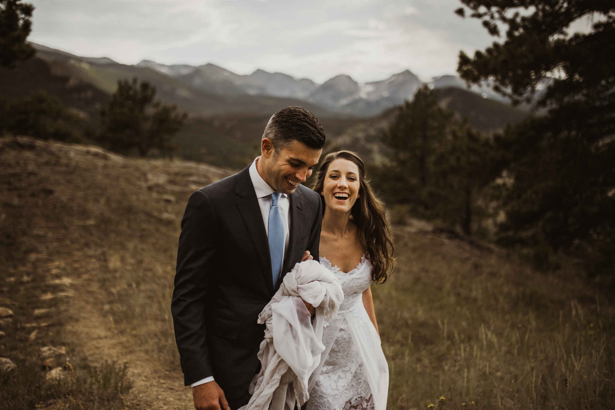 ©Isaiah + Taylor Photography - Estes National Park Adventure Elopement, Colorado Rockies-146.jpg