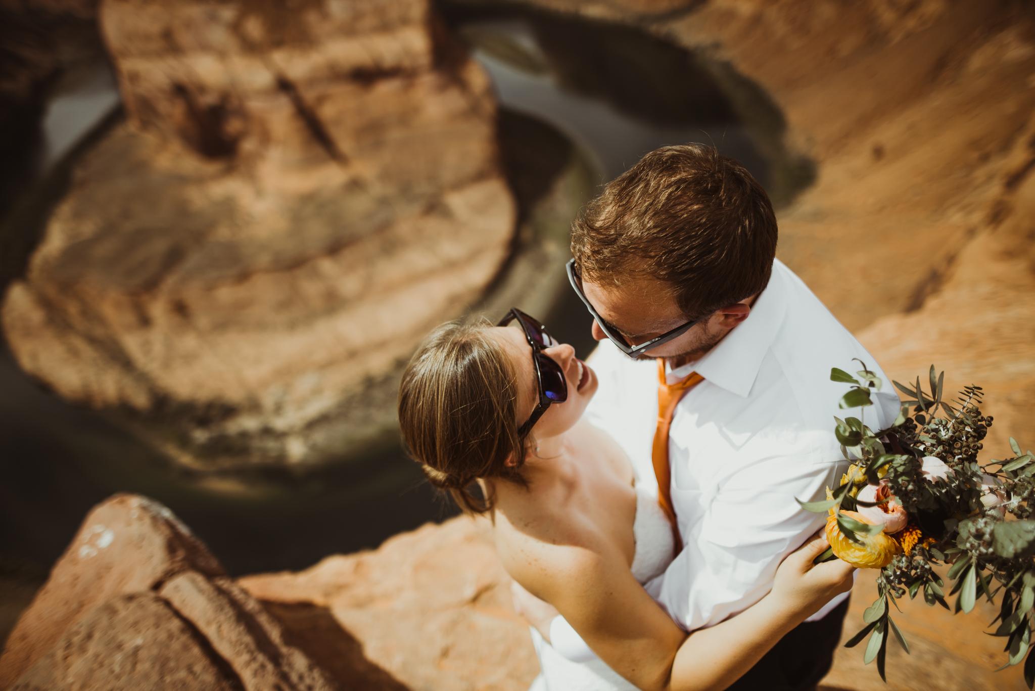 ©Isaiah + Taylor Photography - Lake Powell Elopement & Antelope Canyon & Horseshoe Bend, Page, Arizona-104.jpg