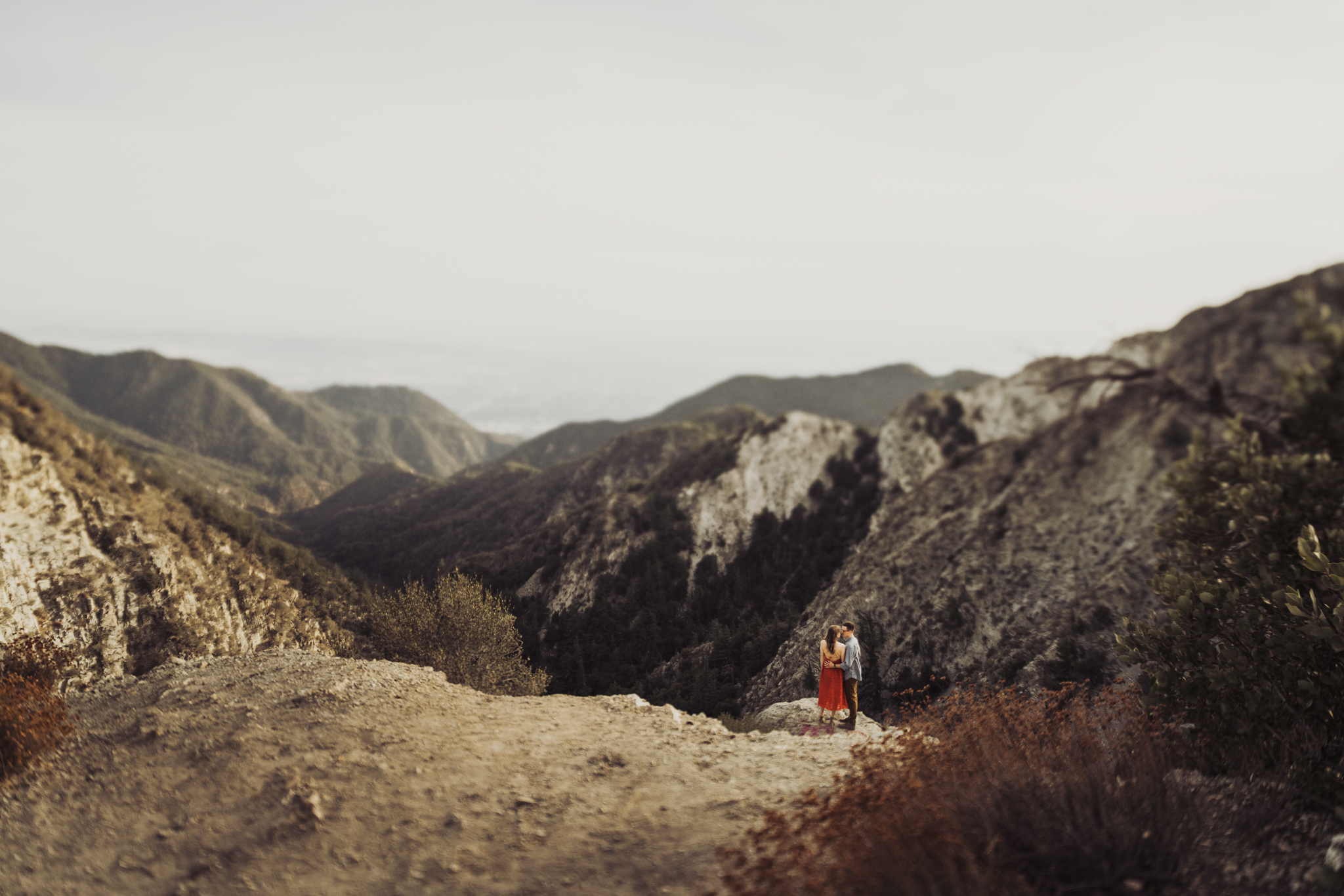 ©Isaiah + Taylor Photography - Los Angeles National Forest Engagement-0063.jpg