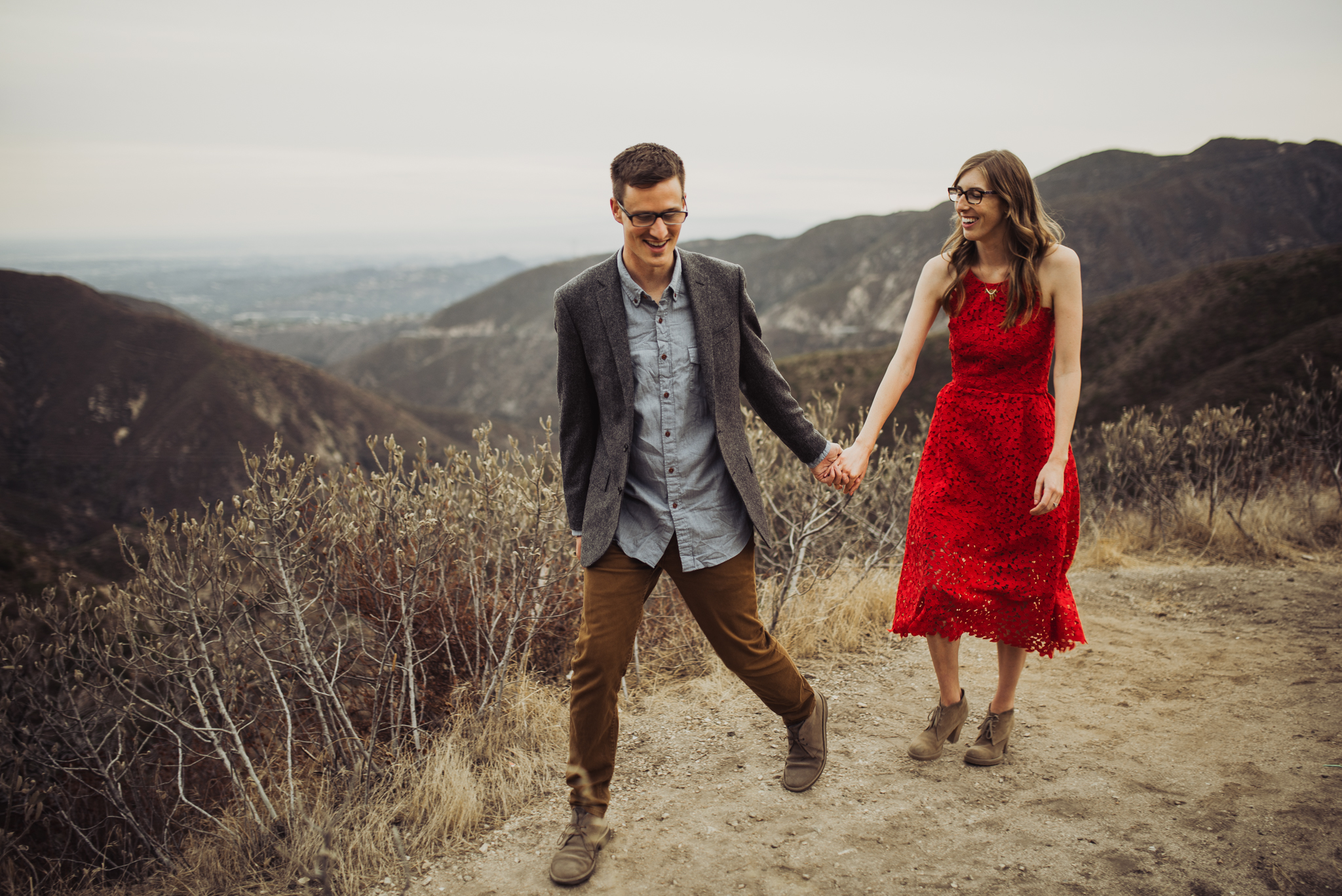 ©Isaiah + Taylor Photography - Los Angeles National Forest Engagement-0082.jpg