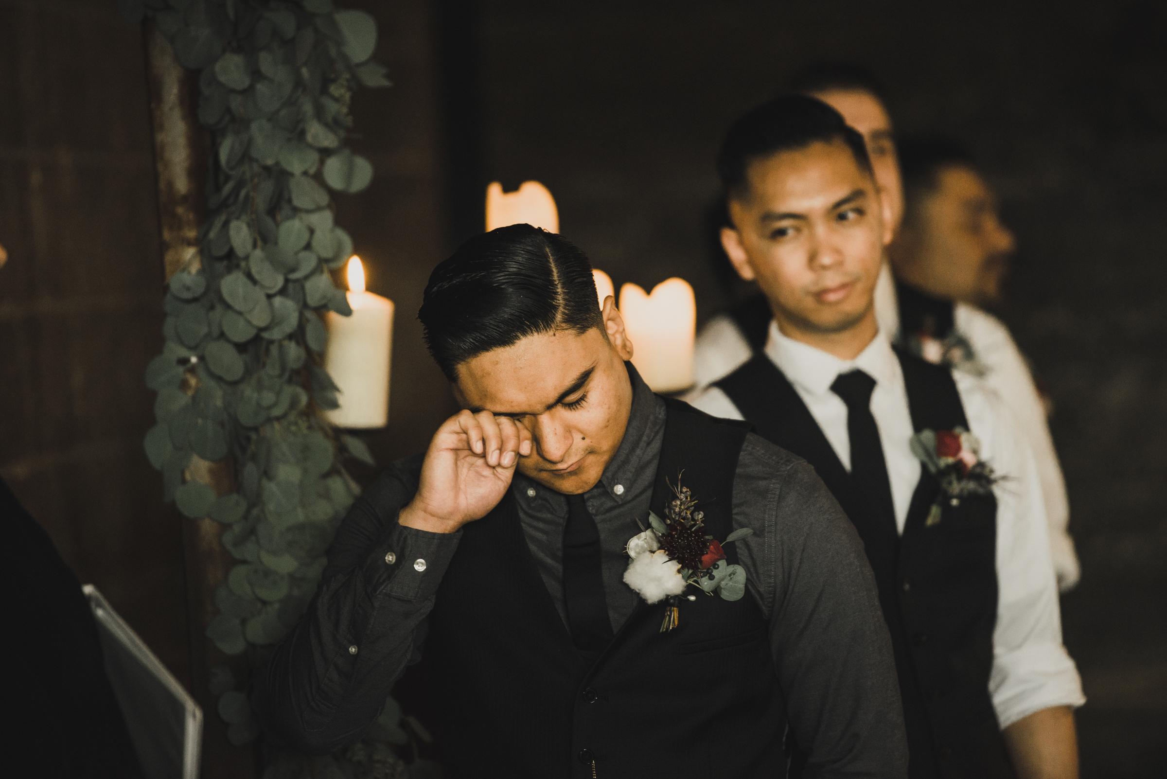 ©Isaiah + Taylor Photography - Smoky Hollow Studios Wedding, El Segundo, Los Angeles Wedding Photographer-46.jpg
