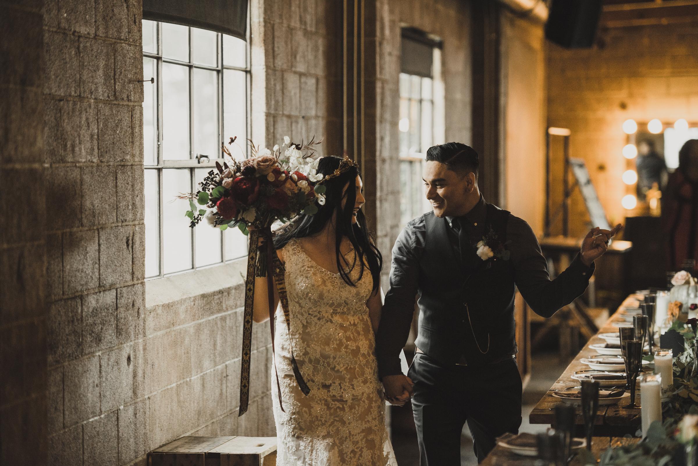 ©Isaiah + Taylor Photography - Smoky Hollow Studios Wedding, El Segundo, Los Angeles Wedding Photographer-56.jpg