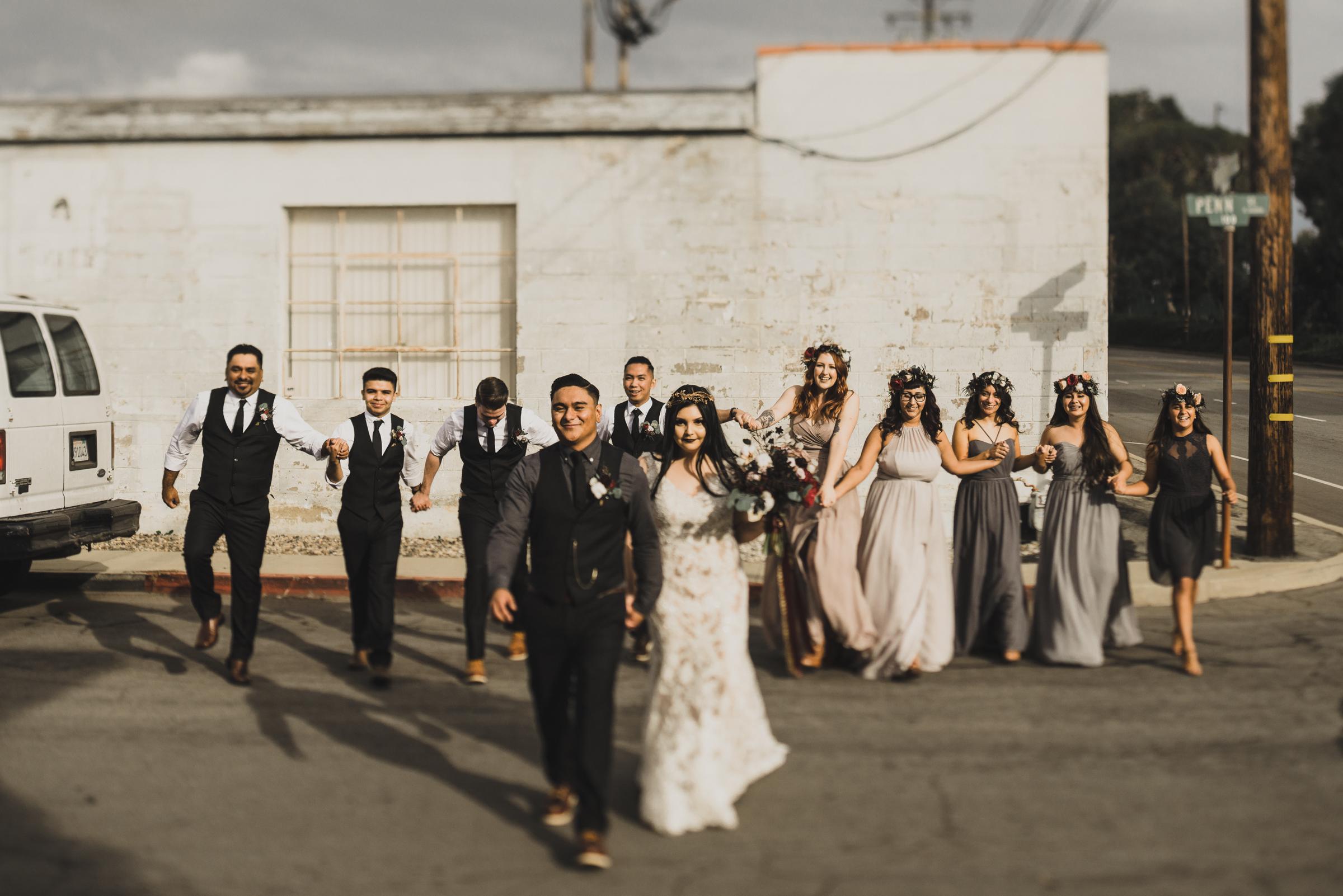©Isaiah + Taylor Photography - Smoky Hollow Studios Wedding, El Segundo, Los Angeles Wedding Photographer-79.jpg