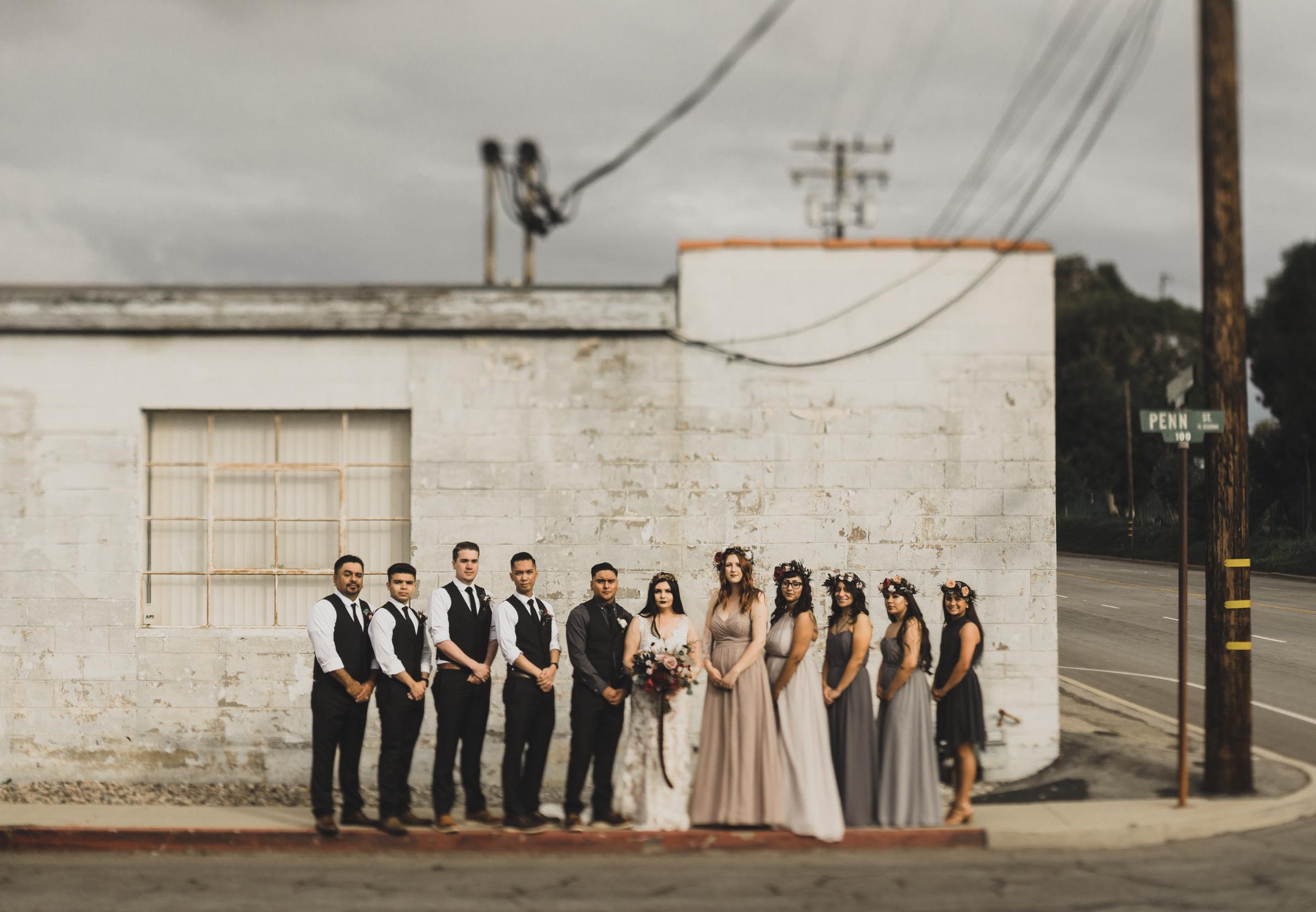 ©Isaiah + Taylor Photography - Smoky Hollow Studios Wedding, El Segundo, Los Angeles Wedding Photographer-78.jpg