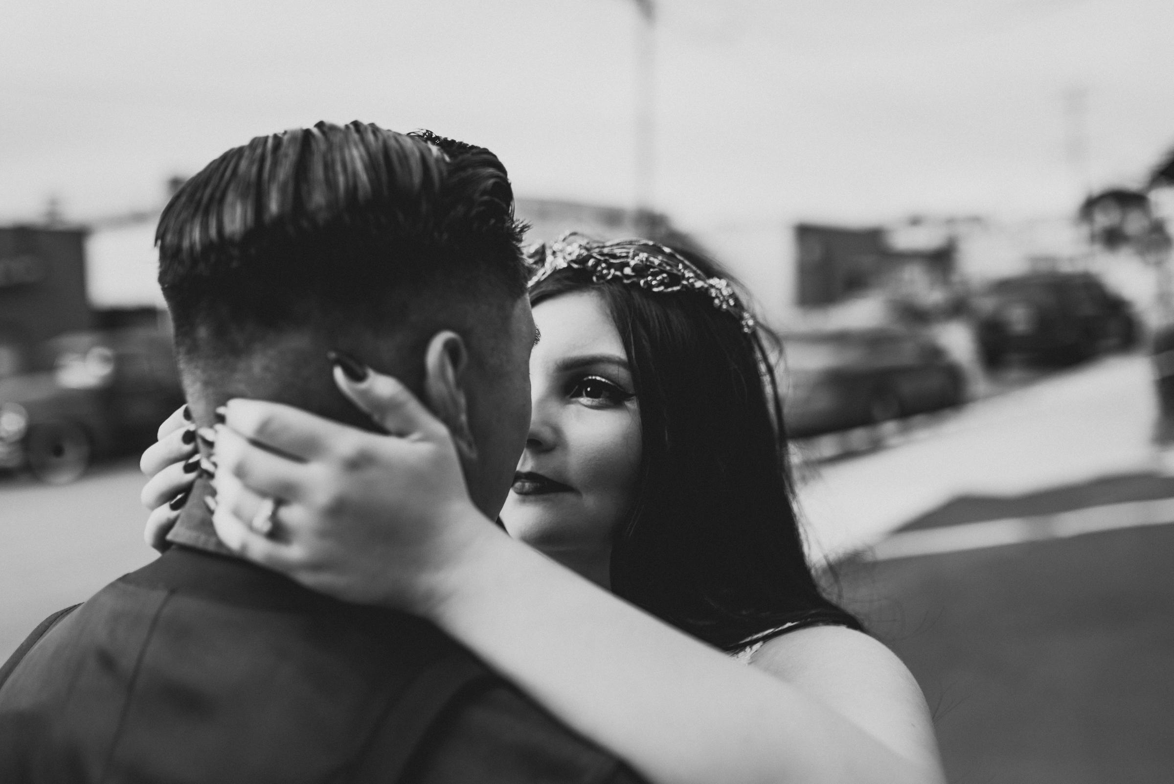 ©Isaiah + Taylor Photography - Smoky Hollow Studios Wedding, El Segundo, Los Angeles Wedding Photographer-90.jpg