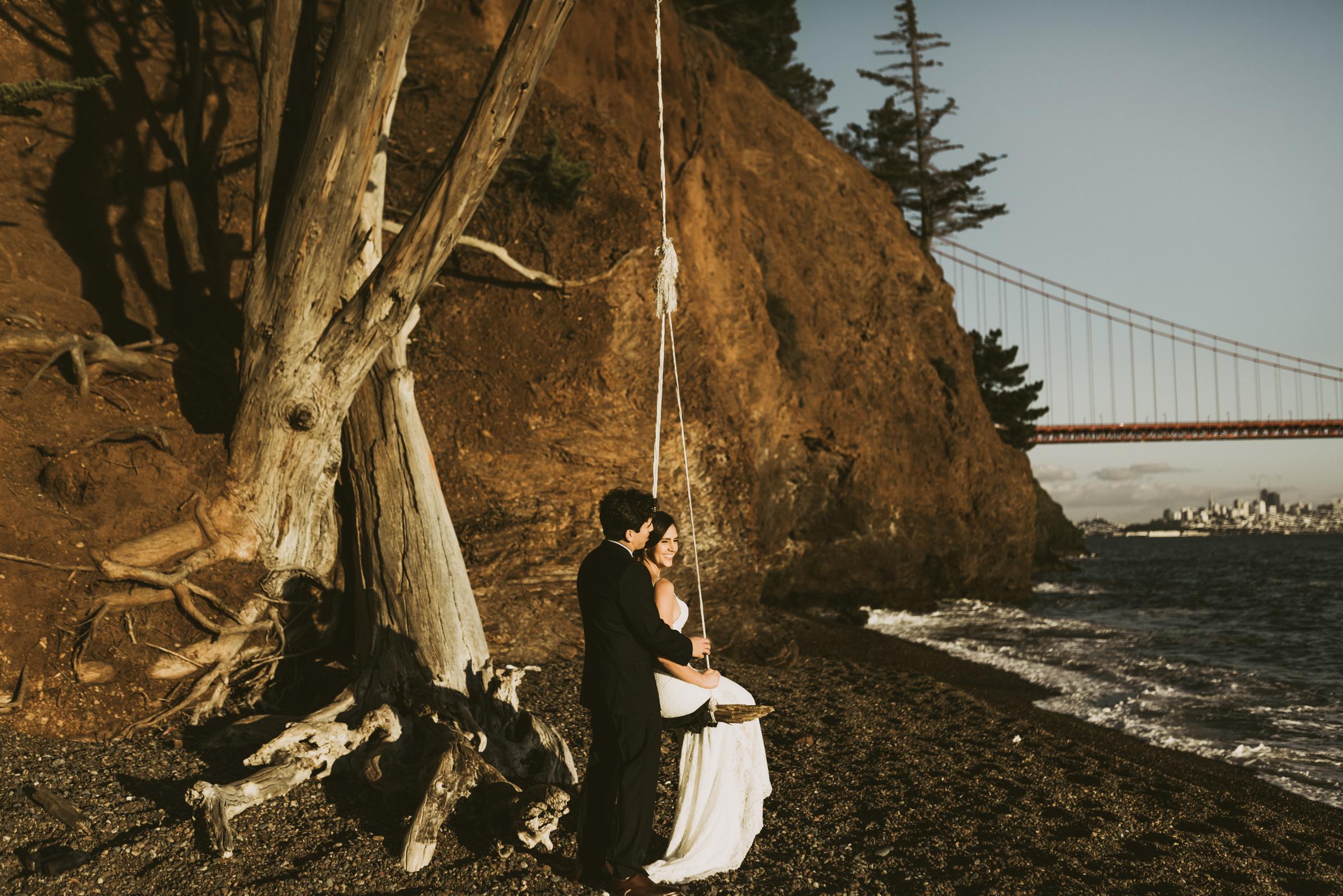 ©Isaiah + Taylor Photography - San Fransisco Elopement, Golden Gate Bridge-69.jpg