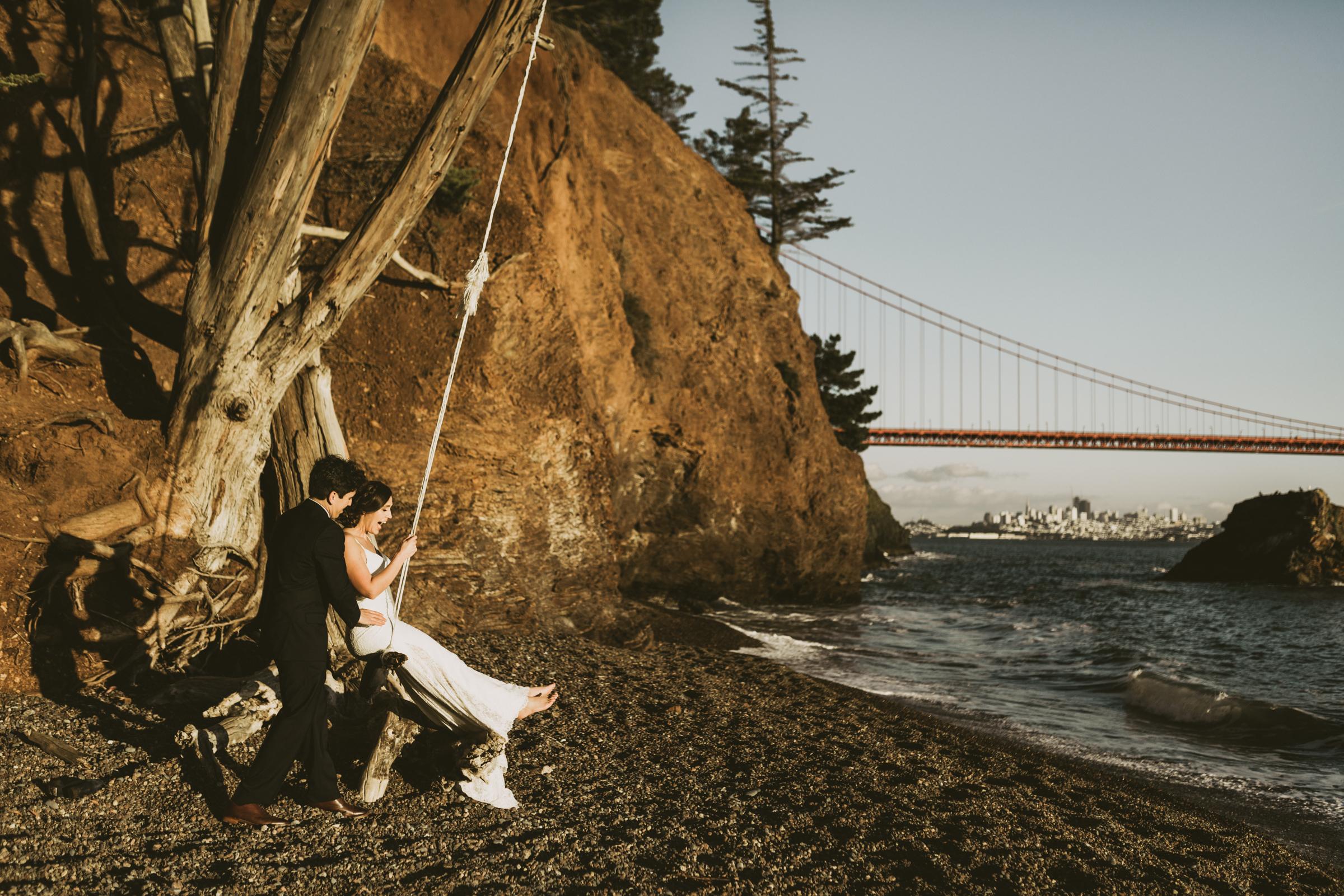 ©Isaiah + Taylor Photography - San Fransisco Elopement, Golden Gate Bridge-70.jpg