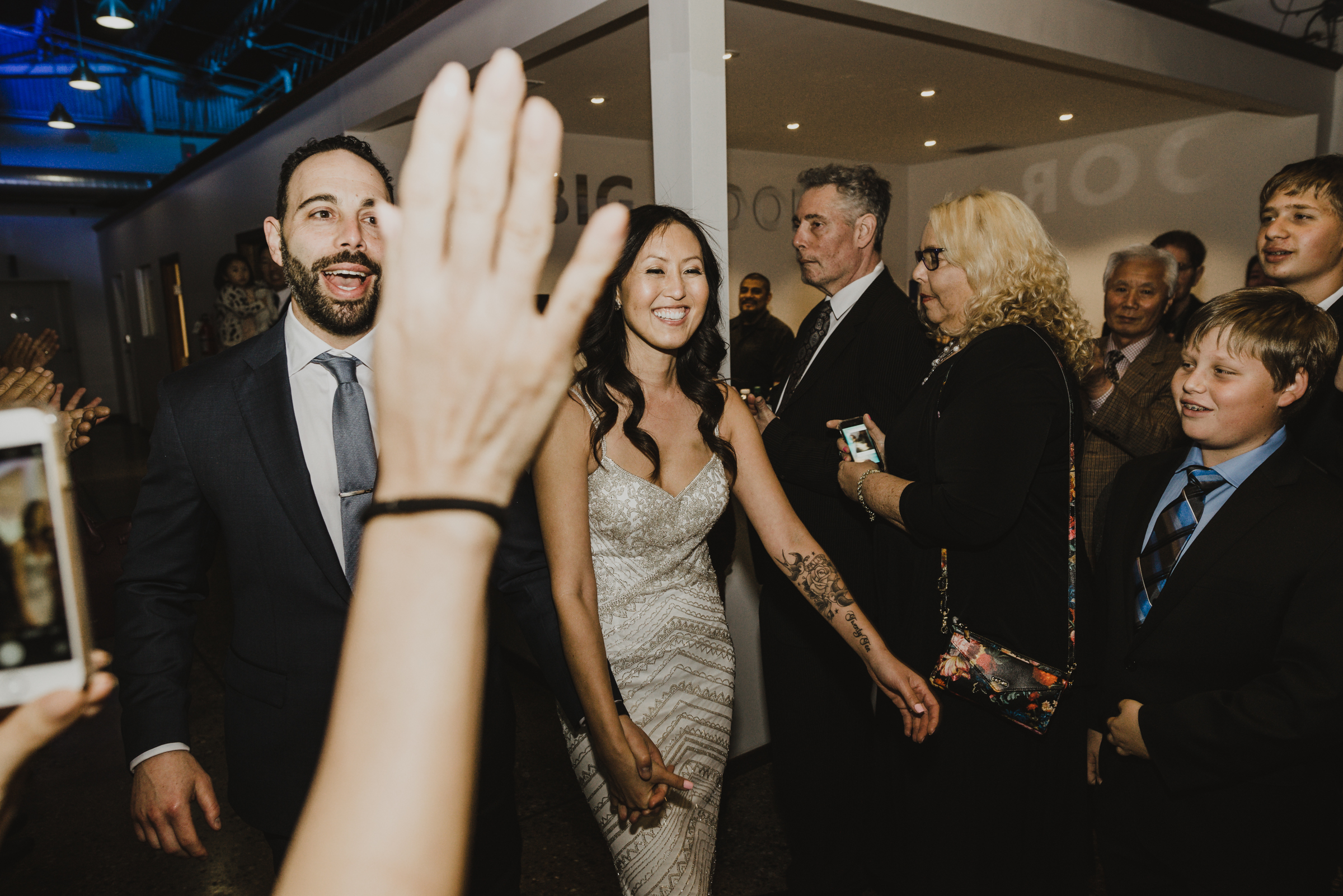 ©Isaiah + Taylor Photography - Big Door Studios Wedding, El Segundo, Los Angeles Wedding Photographer-90.jpg