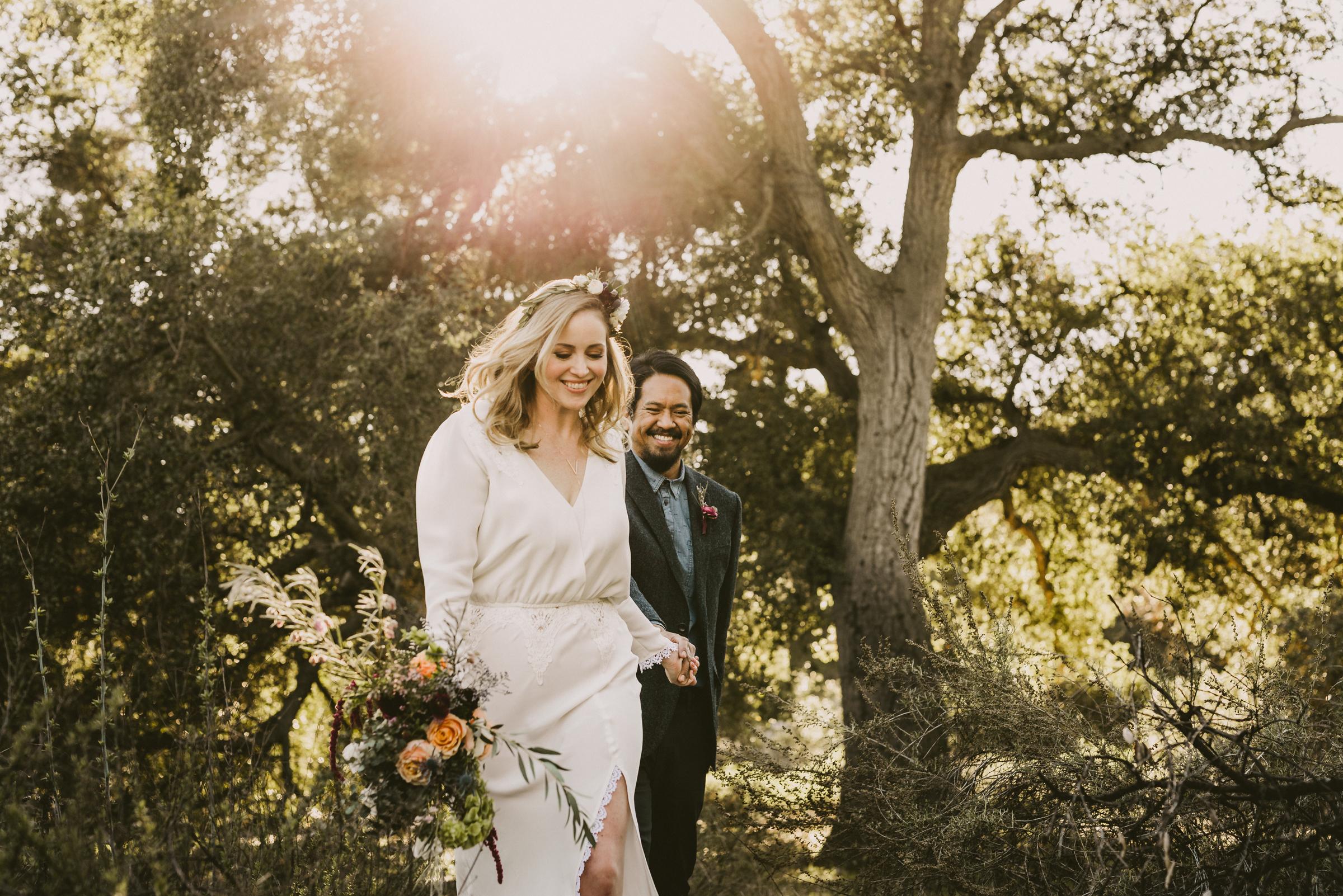 ©Isaiah + Taylor Photography - Intimate Elopement, Eaton Canyon, Los Angeles Wedding Photographer-29.jpg