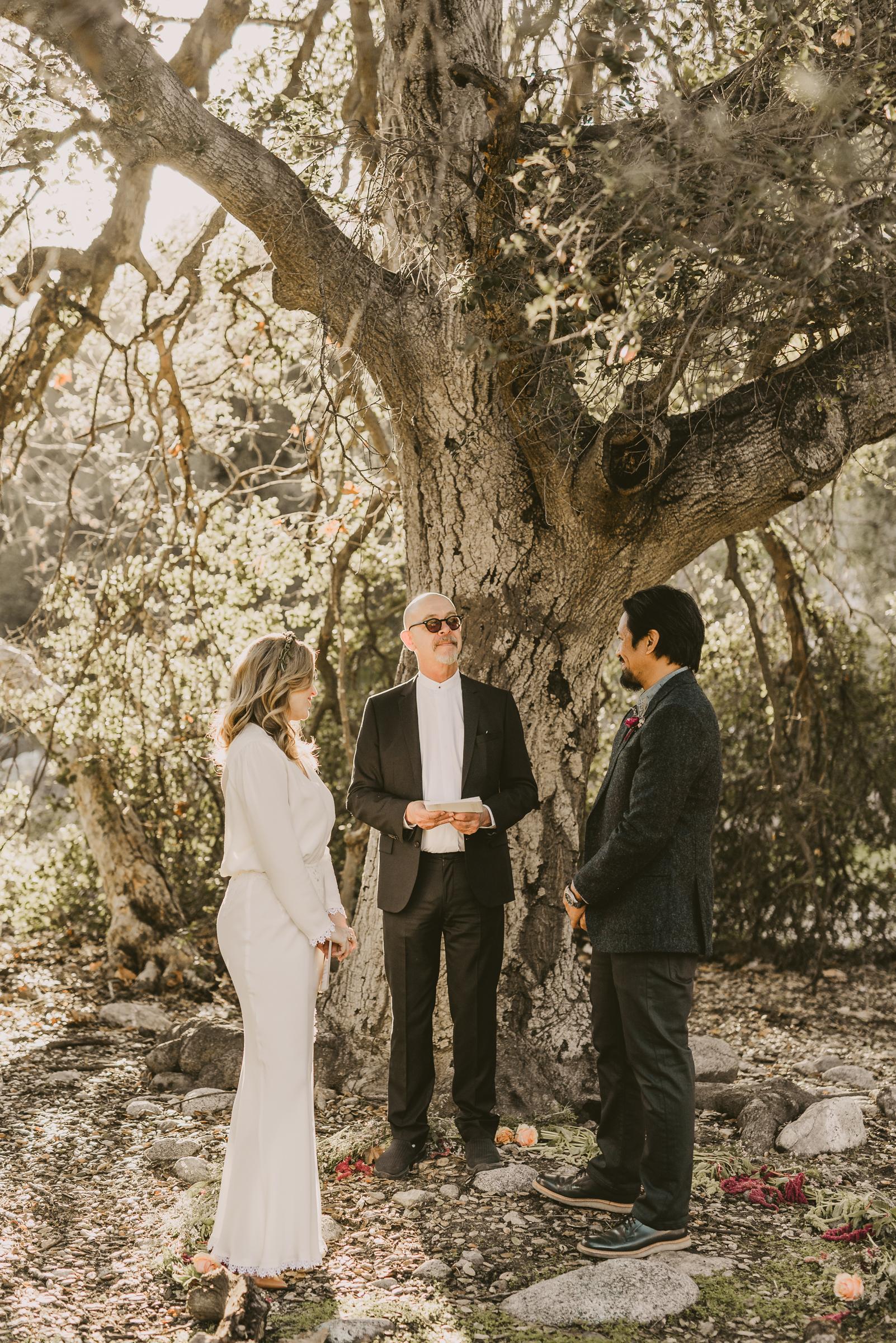 ©Isaiah + Taylor Photography - Intimate Elopement, Eaton Canyon, Los Angeles Wedding Photographer-36.jpg