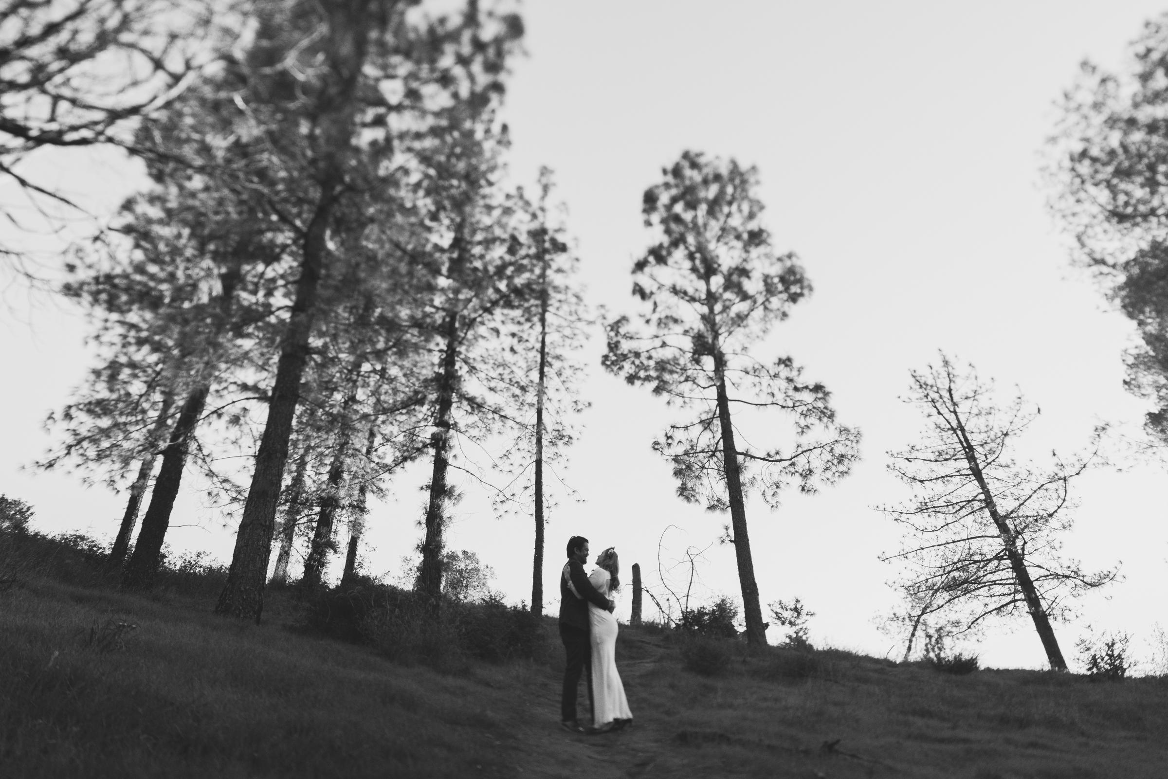 ©Isaiah + Taylor Photography - Intimate Elopement, Eaton Canyon, Los Angeles Wedding Photographer-61.jpg