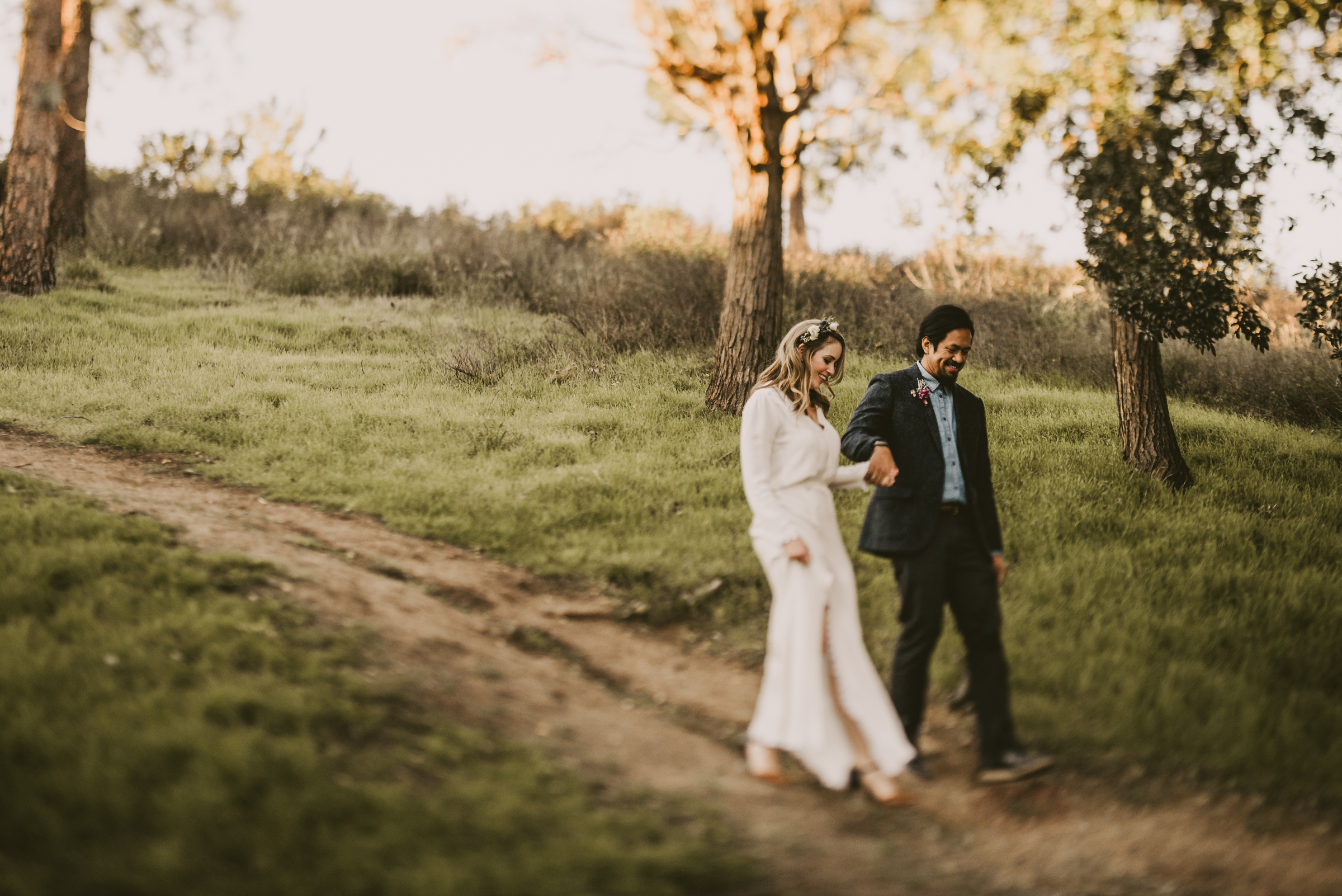 ©Isaiah + Taylor Photography - Intimate Elopement, Eaton Canyon, Los Angeles Wedding Photographer-62.jpg