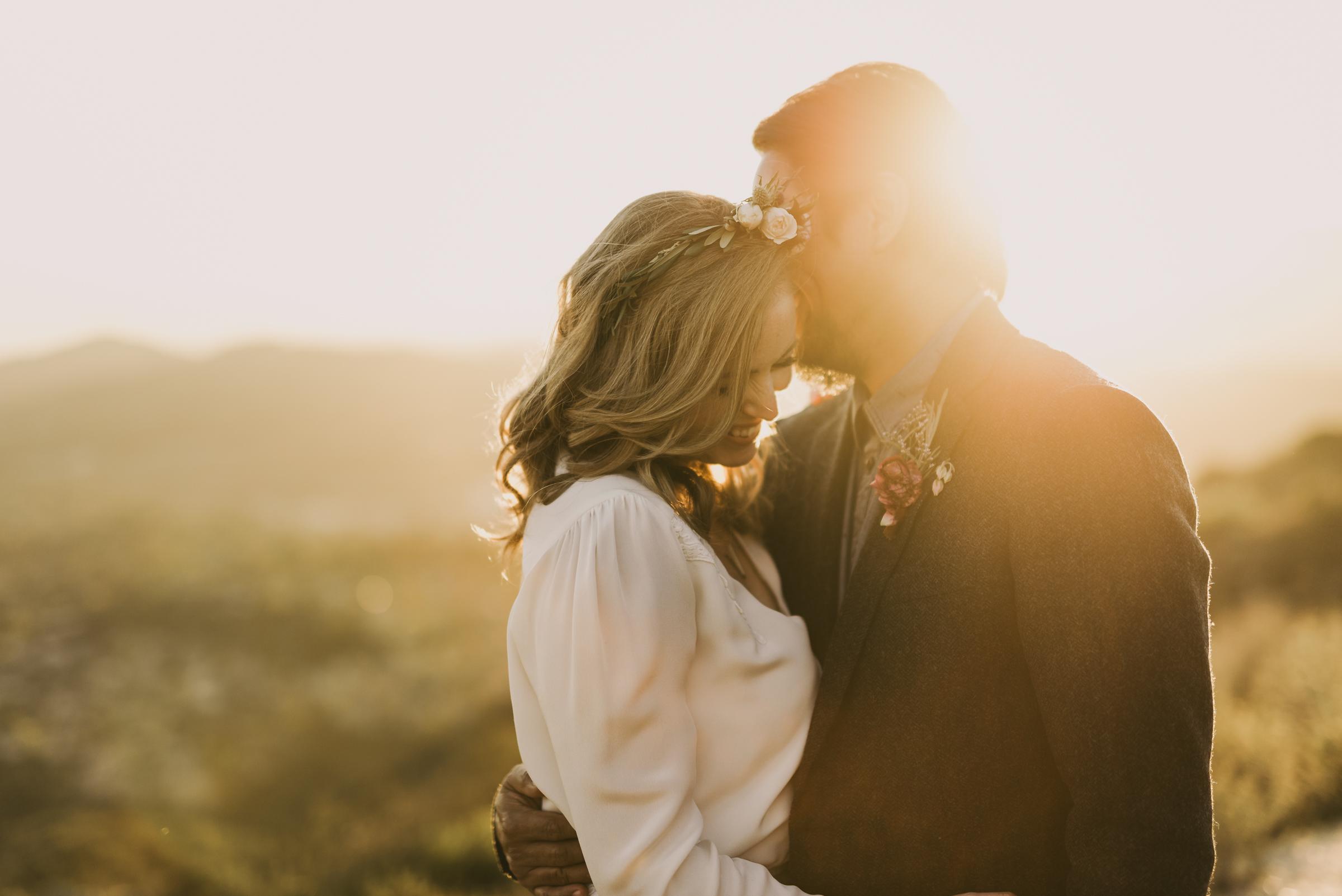 ©Isaiah + Taylor Photography - Intimate Elopement, Eaton Canyon, Los Angeles Wedding Photographer-73.jpg